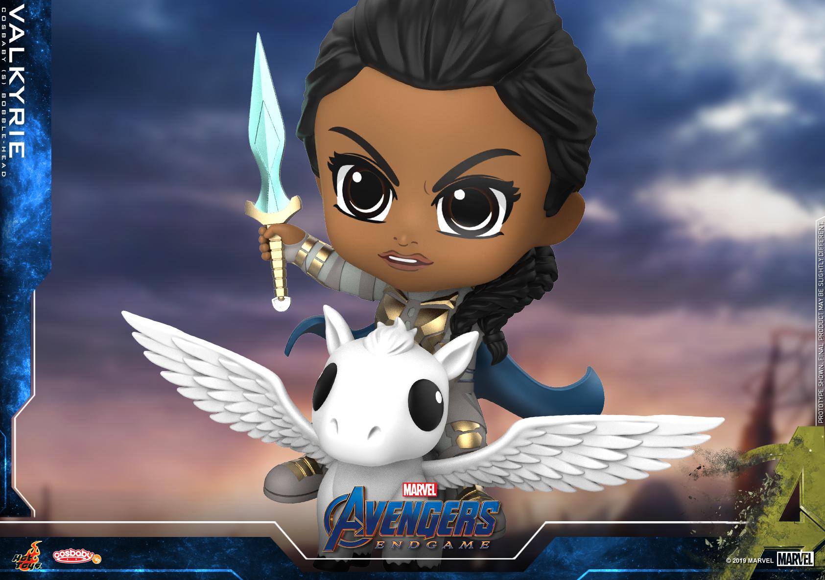 Hot Toys - Avengers Endgame - Valkyril Cosbaby (S) Bobble-Head_PR2
