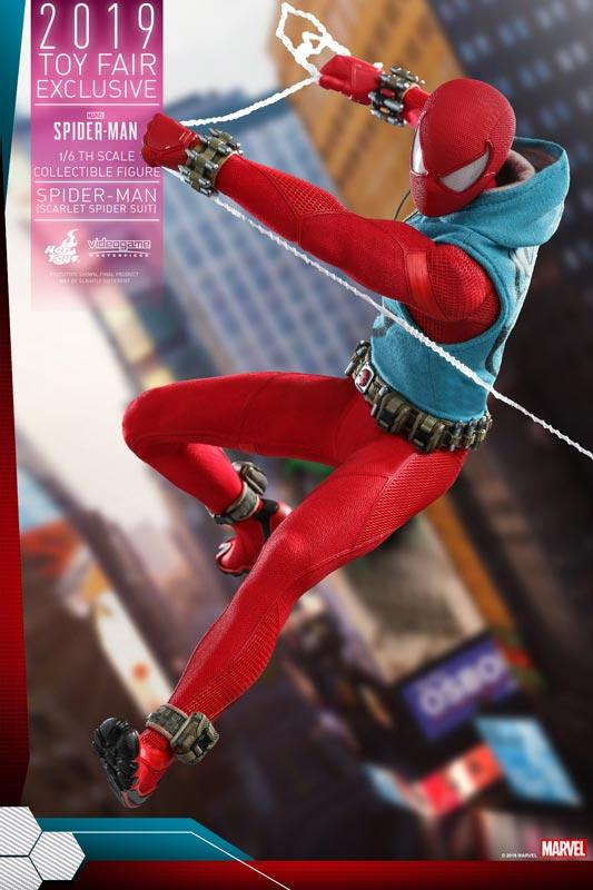 Hot-Toys---Marvel-Spider-Man---Spider-Man-(Scarlet-Spider-Suit)-collectible-figure_PR16