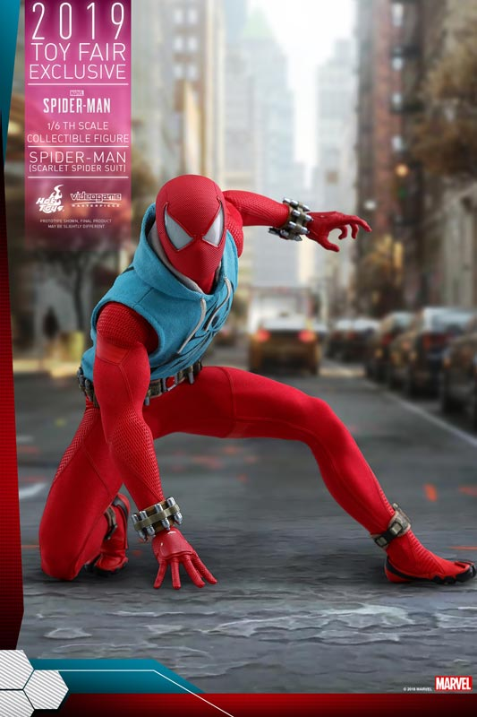 Hot-Toys---Marvel-Spider-Man---Spider-Man-(Scarlet-Spider-Suit)-collectible-figure_PR20