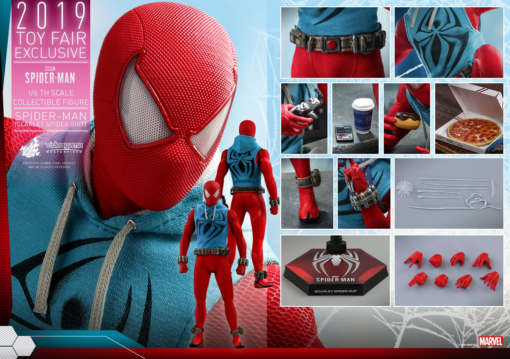 Hot-Toys---Marvel-Spider-Man---Spider-Man-(Scarlet-Spider-Suit)-collectible-figure_PR21