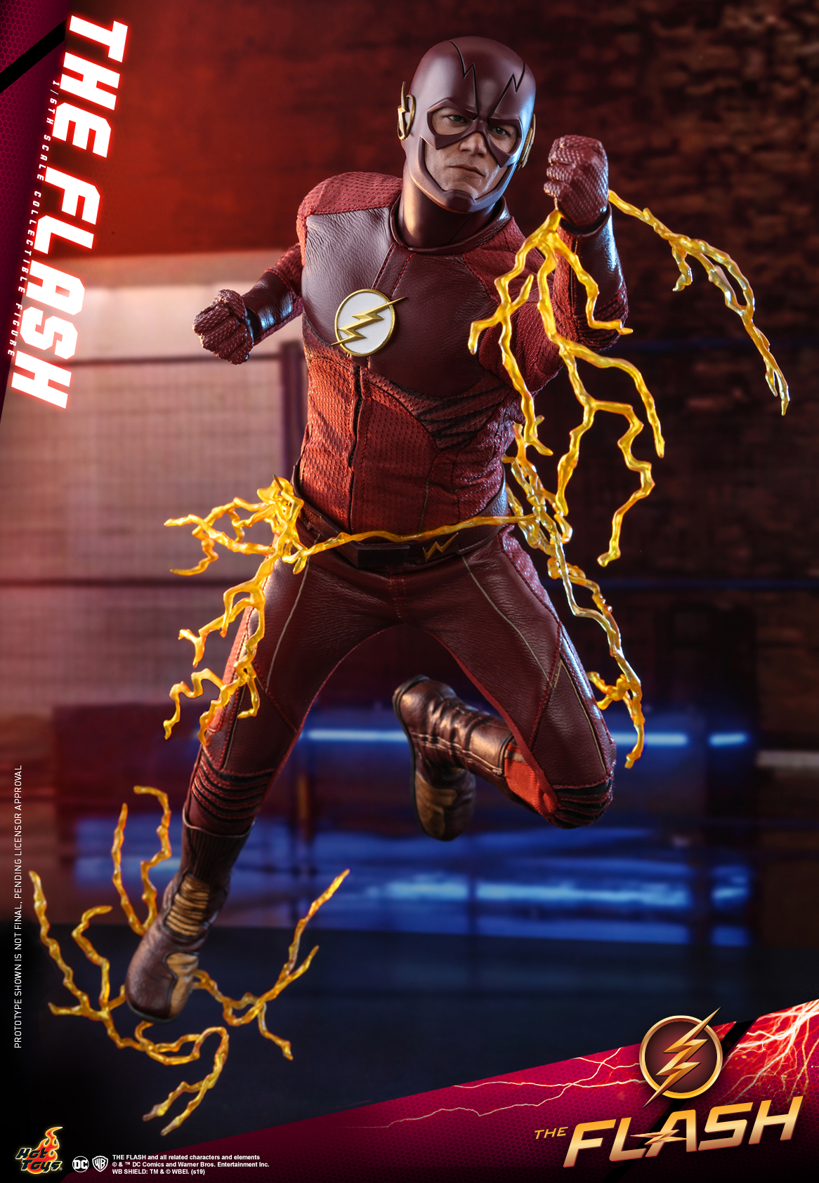 Hot Toys - The Flash (TV) - The Flash_PR15