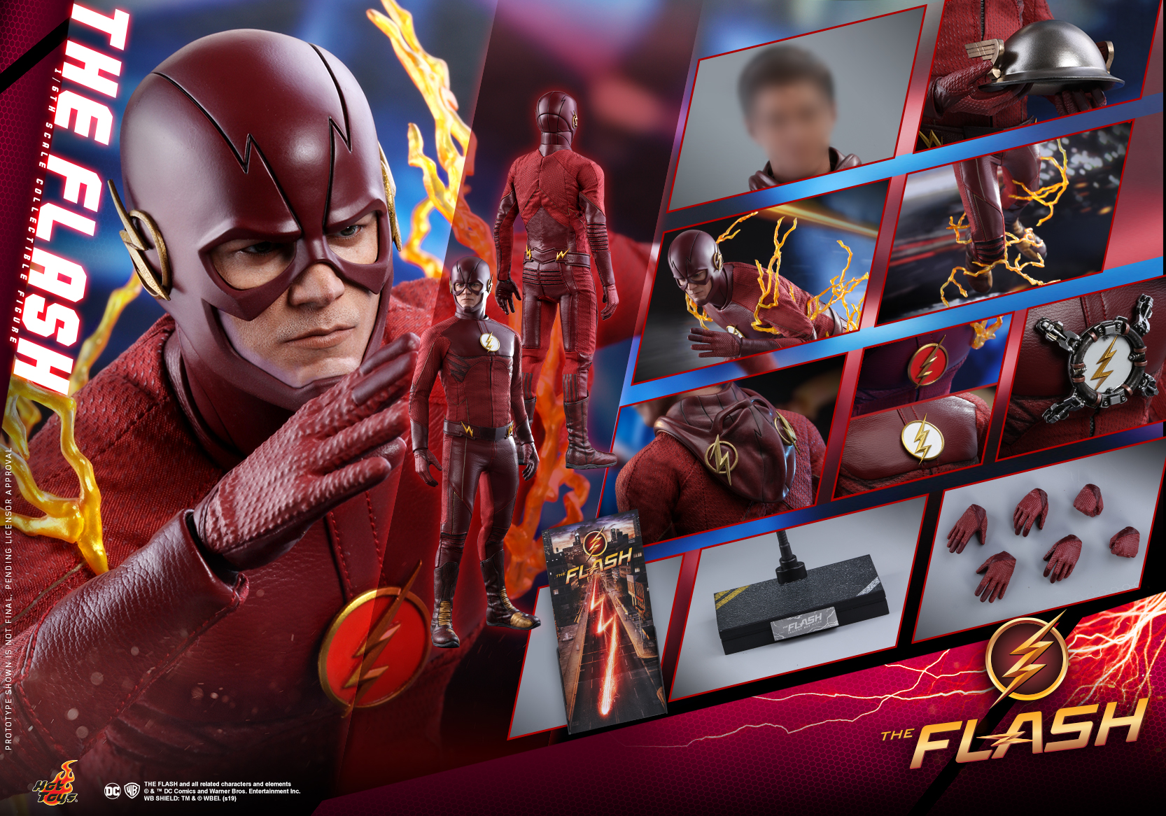 Hot Toys - The Flash (TV) - The Flash_PR19