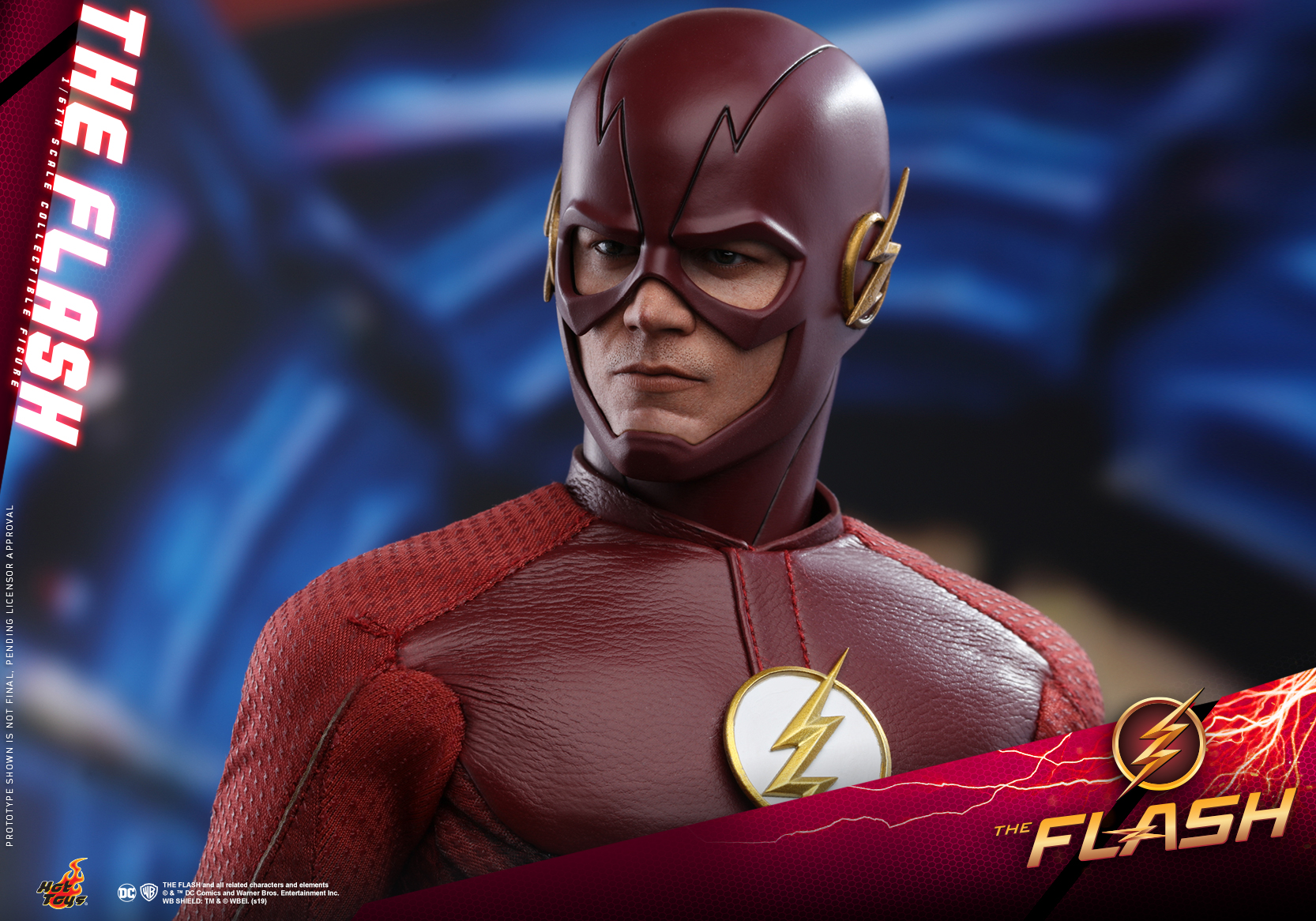Hot Toys - The Flash (TV) - The Flash_PR4