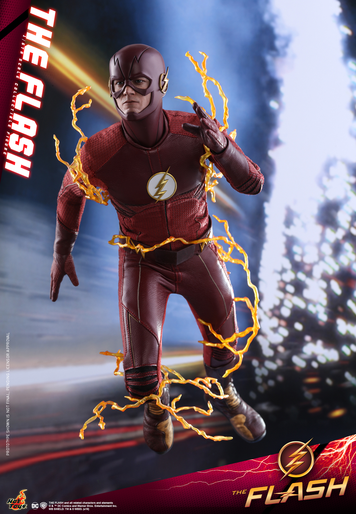 Hot Toys - The Flash (TV) - The Flash_PR7