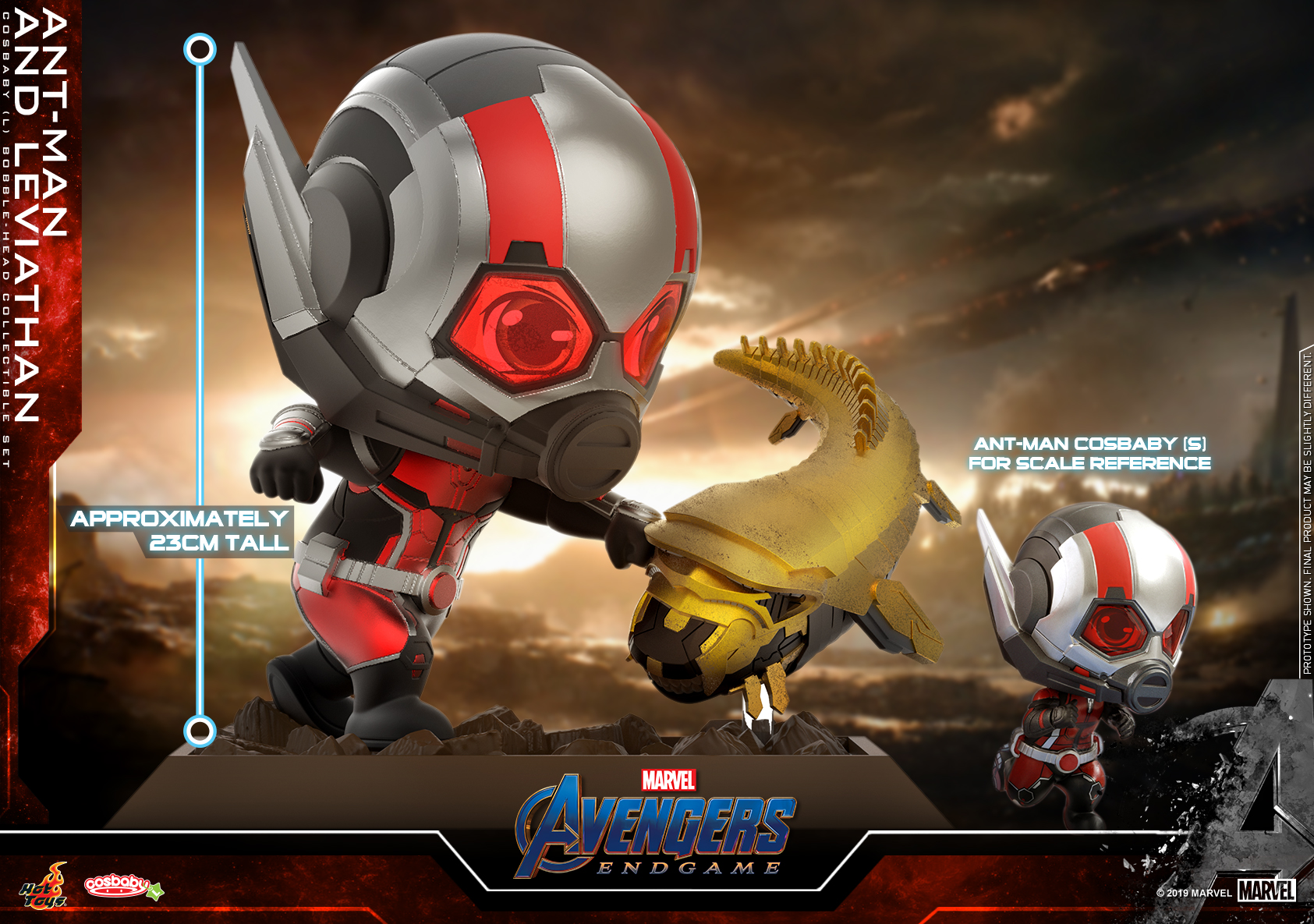 Hot Toys - A4 - Ant-Man & Leviathan COSBABY(L)_PR1