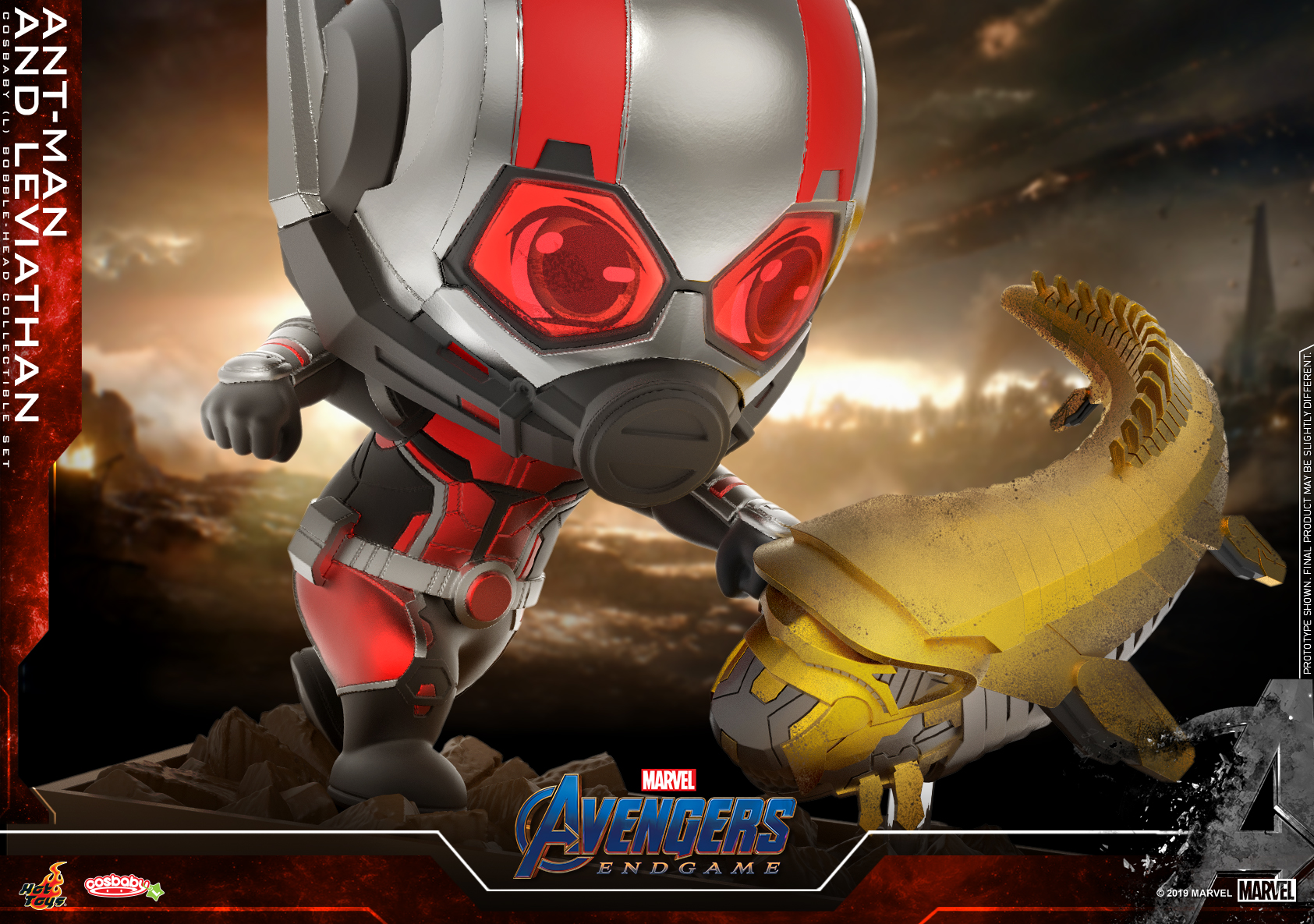 Hot Toys - A4 - Ant-Man & Leviathan COSBABY(L)_PR2