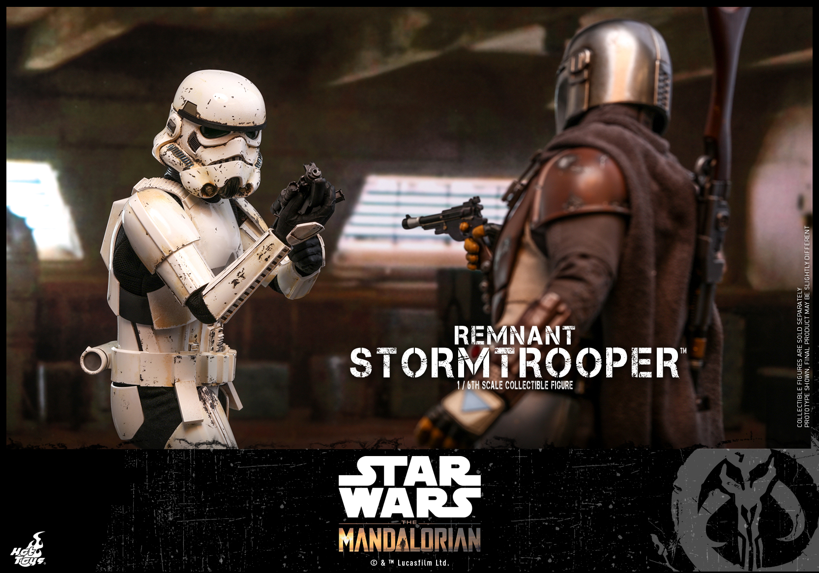Hot Toys - SWM - Remnant Stormtrooper collectible figure_PR11