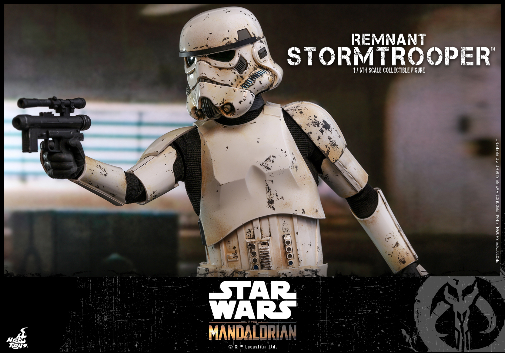 Hot Toys - SWM - Remnant Stormtrooper collectible figure_PR12