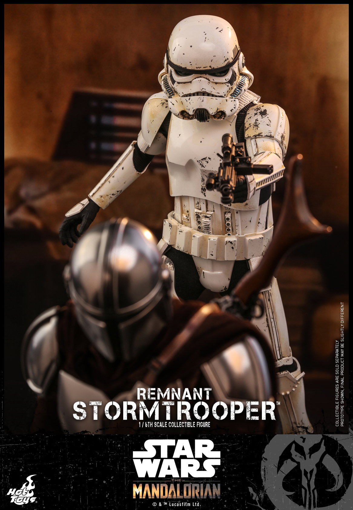 Hot Toys - SWM - Remnant Stormtrooper collectible figure_PR7