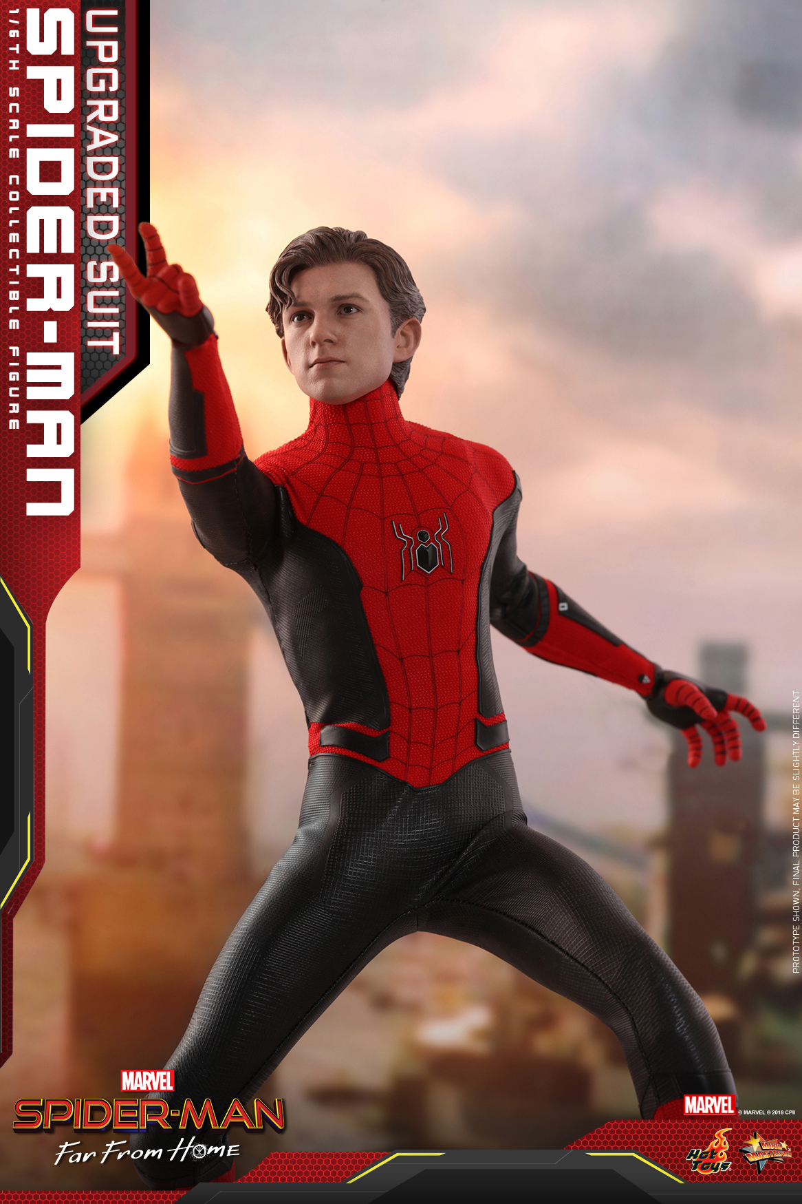 [Update] Hot Toys - SMFFH - Spider-Man collectible figure_PR2