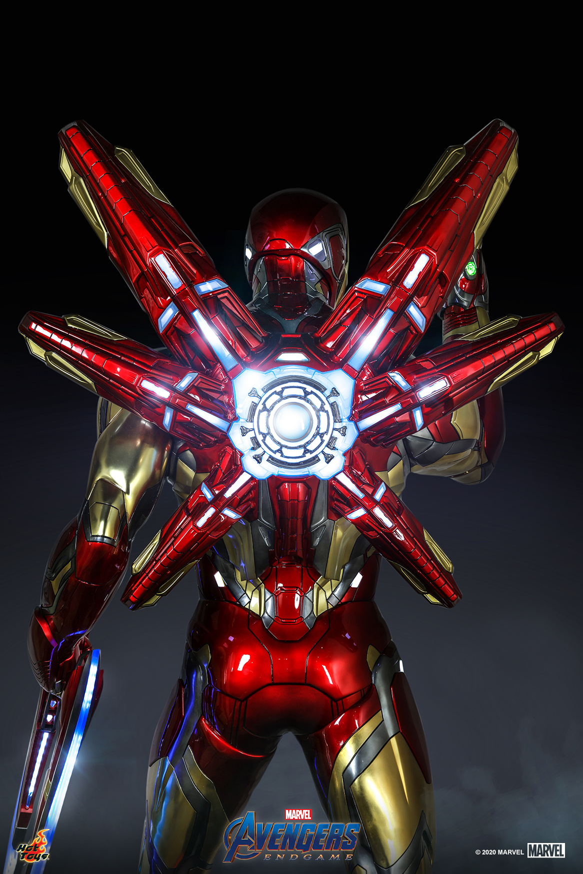 Hot Toys - A4 - Iron Man Mark LXXXV Life-Size Collectible_PR10