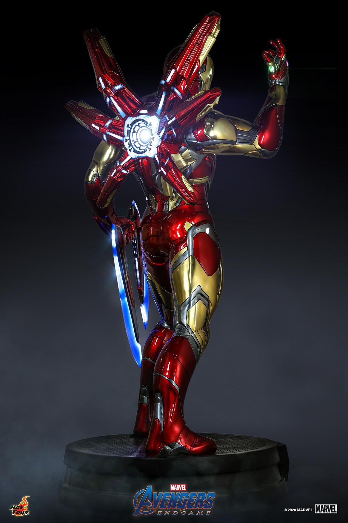 Hot Toys - A4 - Iron Man Mark LXXXV Life-Size Collectible_PR3