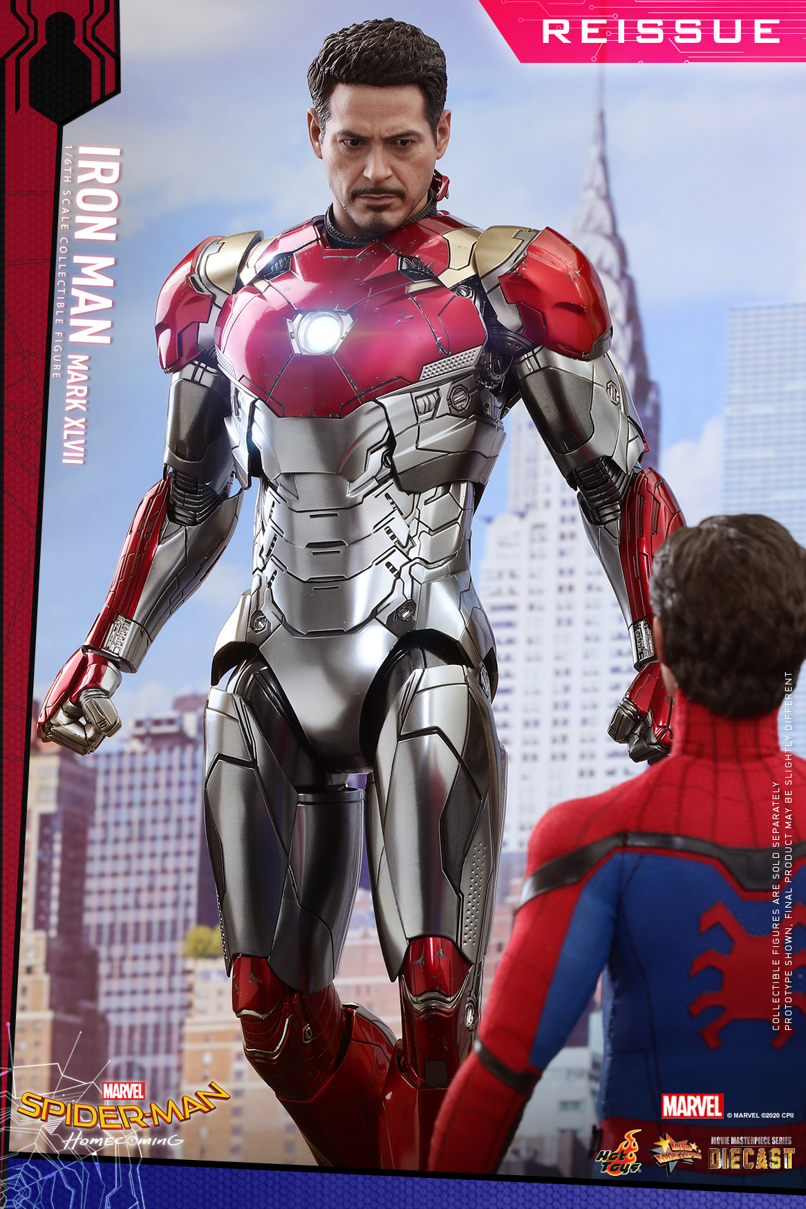 Hot Toys - SMHC - IM Mark XLVII collectible figure reissue_PR3