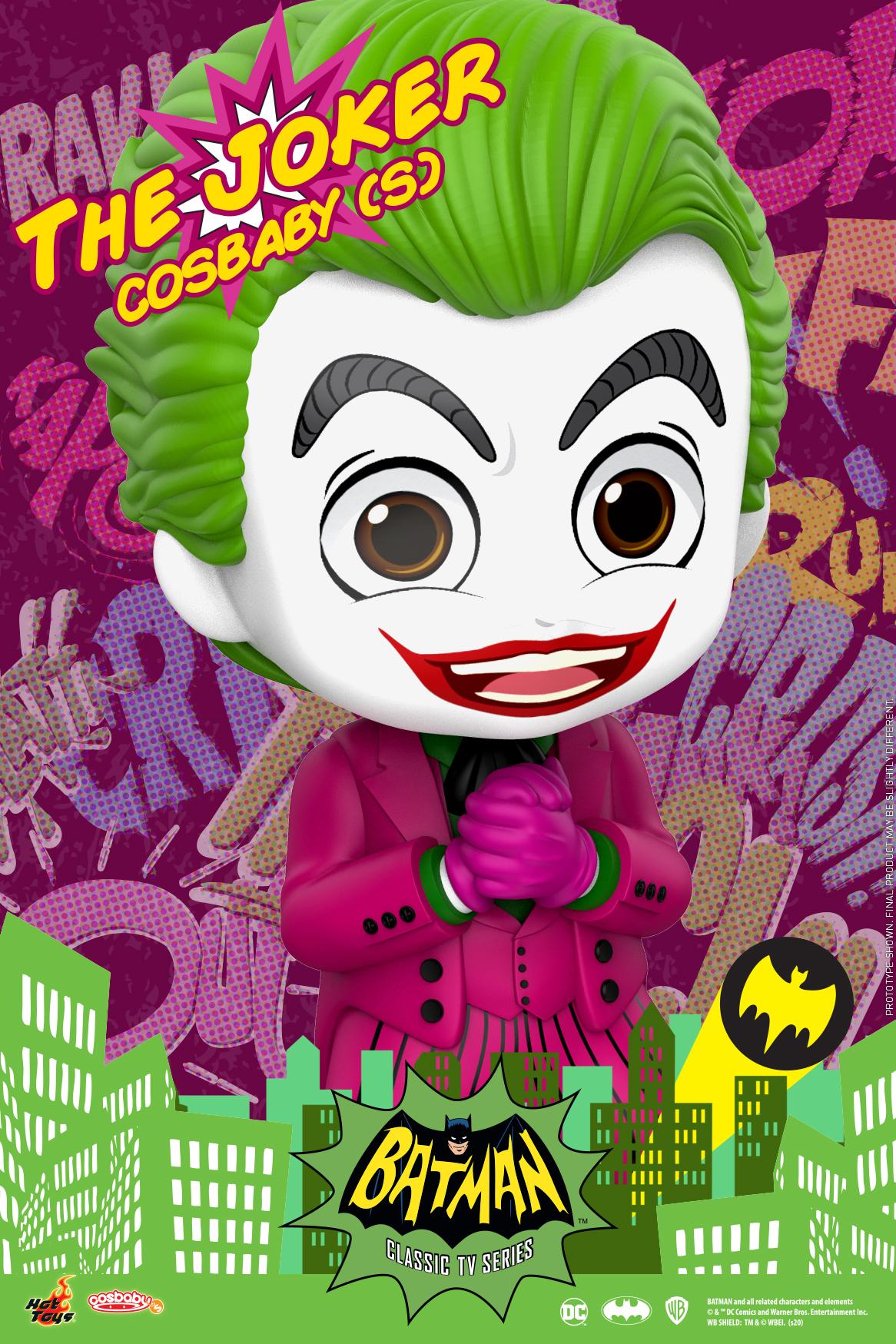 Hot Toys - Batman Classic TV - Joker Cosbaby_PR2