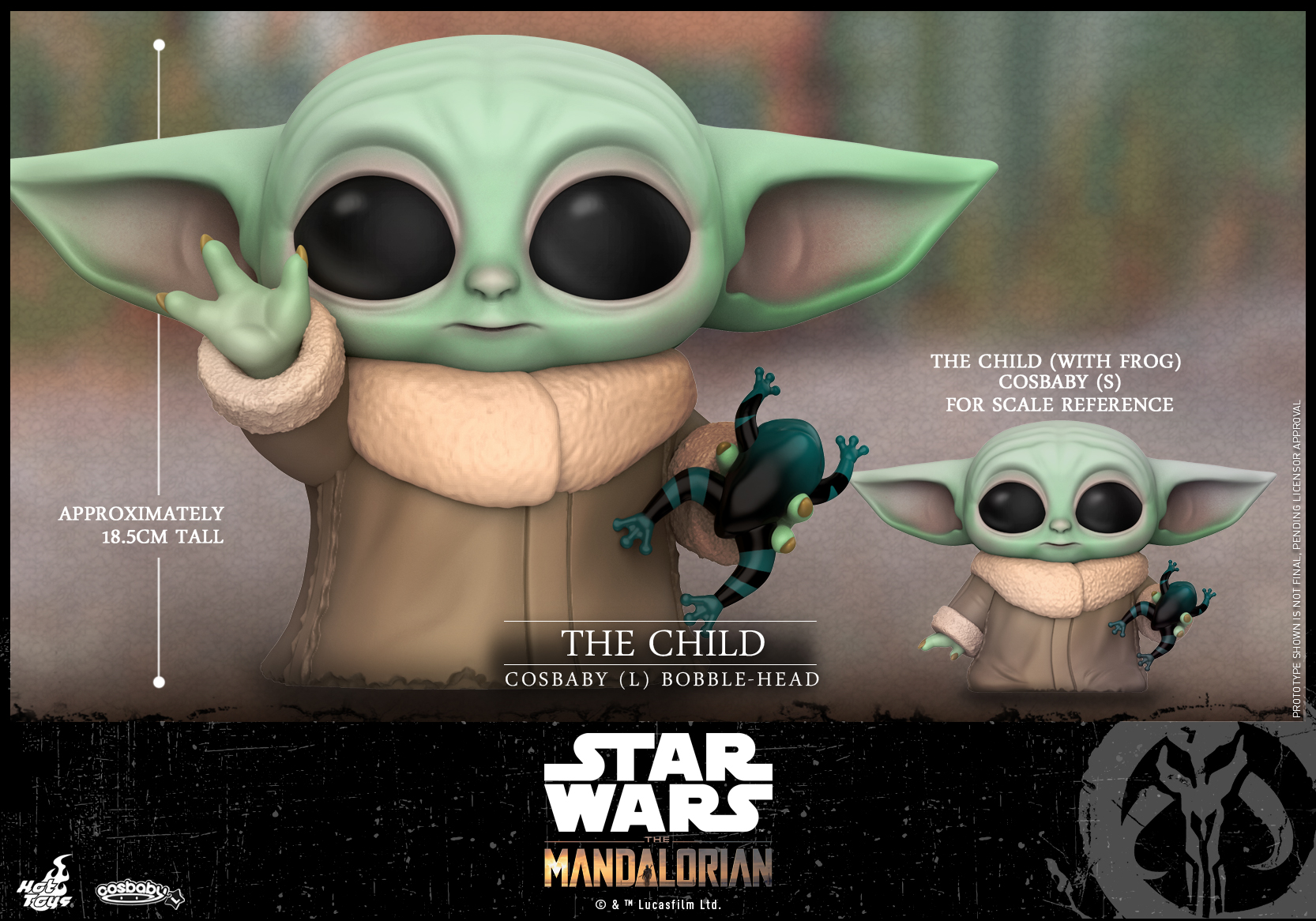 Hot Toys -Mandalorian - The Child Cosbaby (L)_PR1