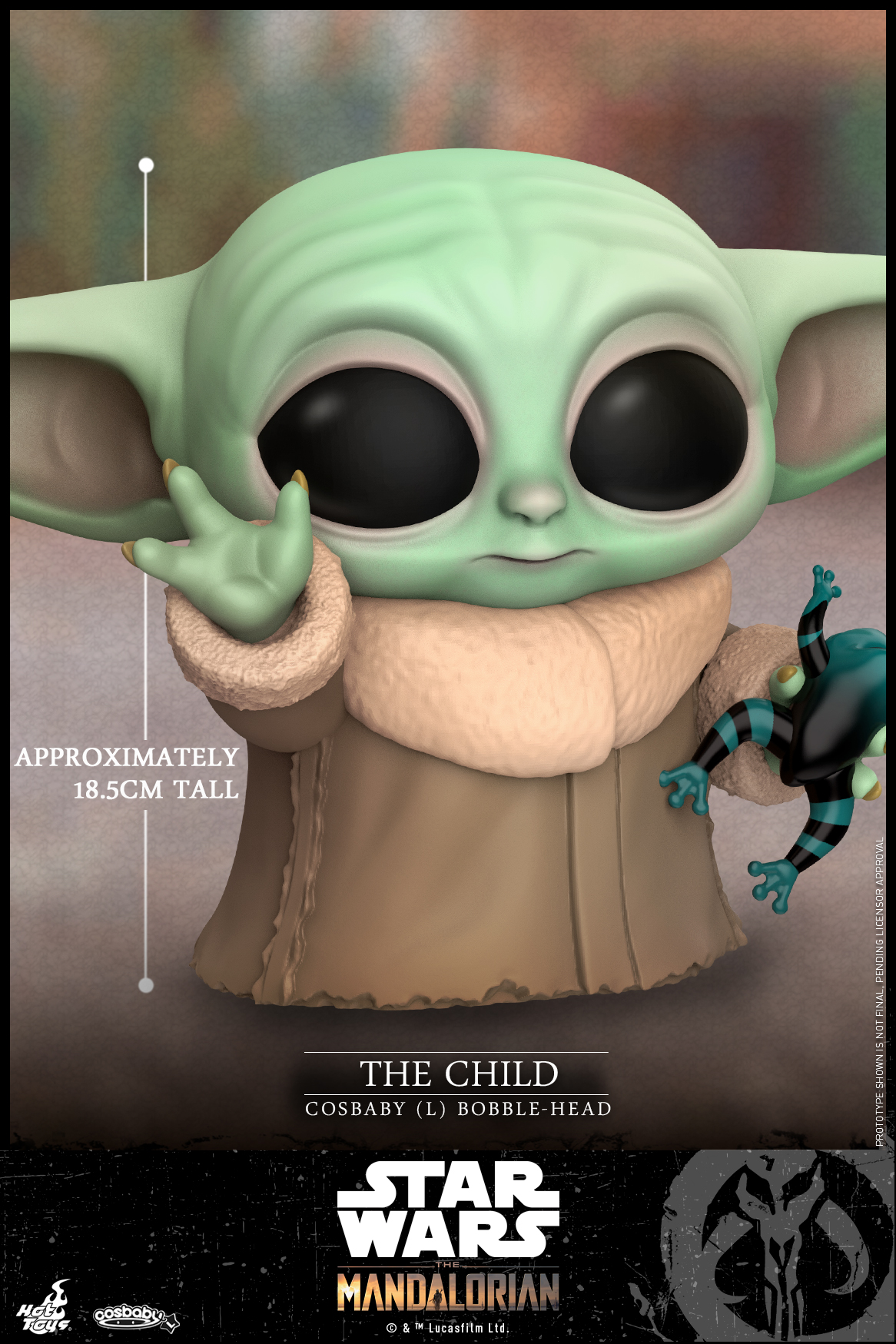 Hot Toys -Mandalorian - The Child Cosbaby (L)_PR2