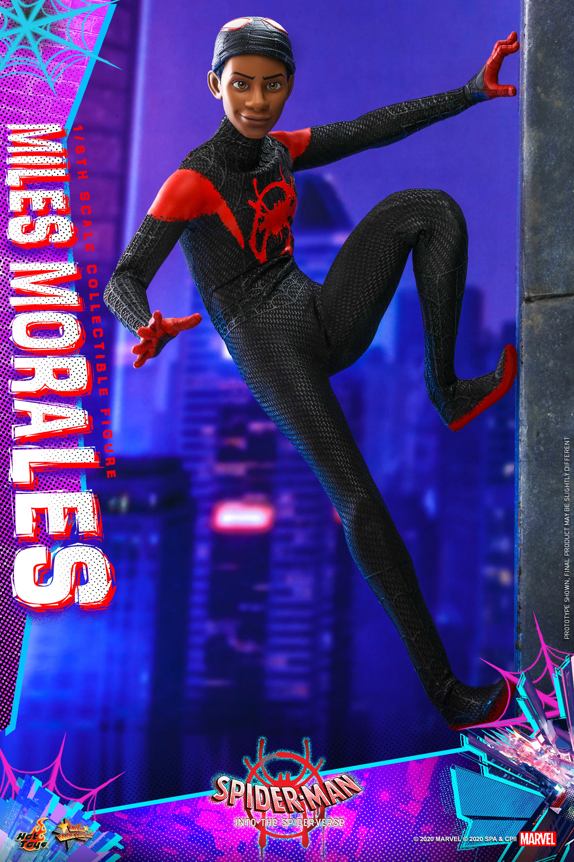 Hot-Toys---Spider-Man-into-the-Spider-Verse---Miles-Morales-collectible-figure_PR9