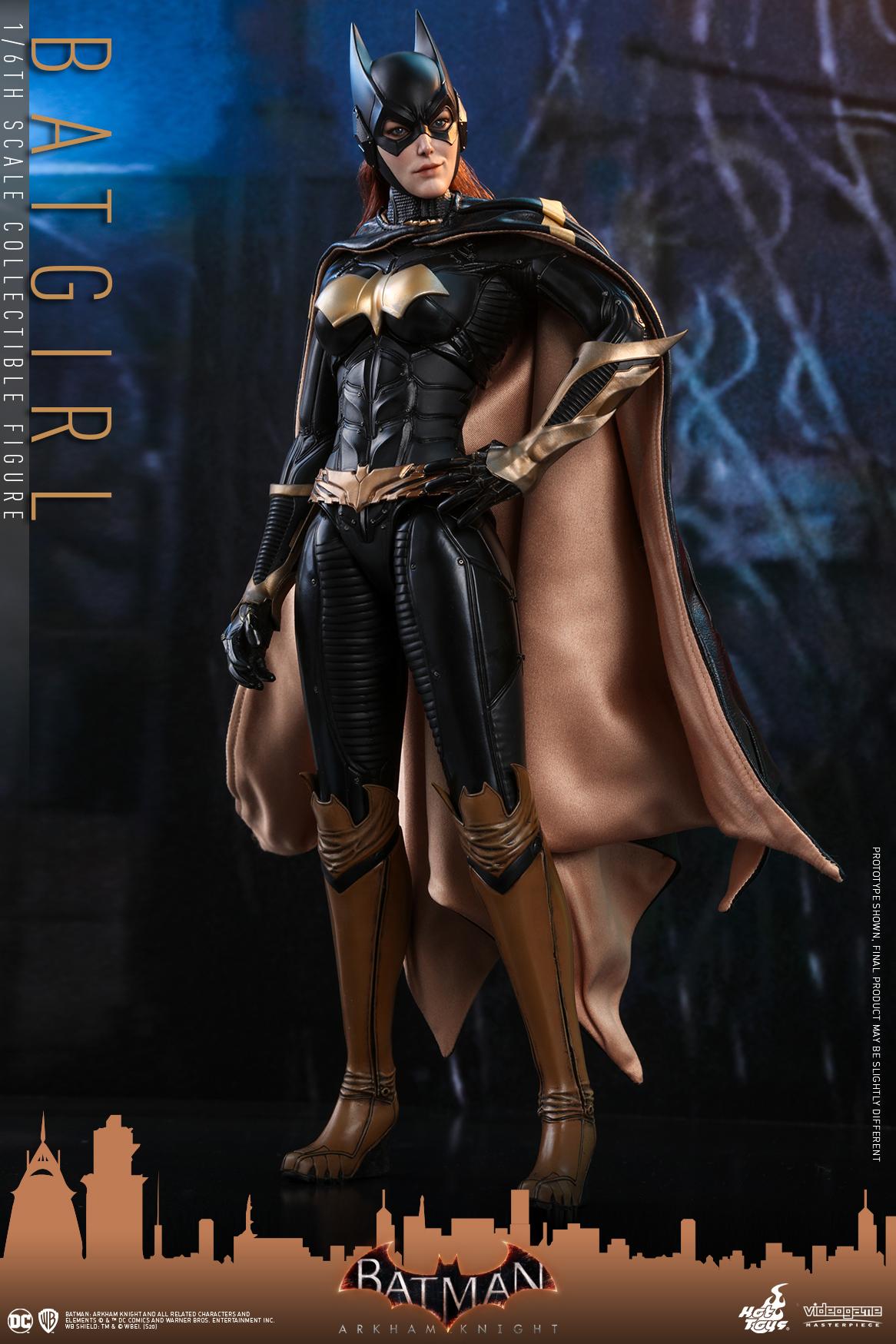 Hot Toys - BAK - Batgirl collectible figure_PR2