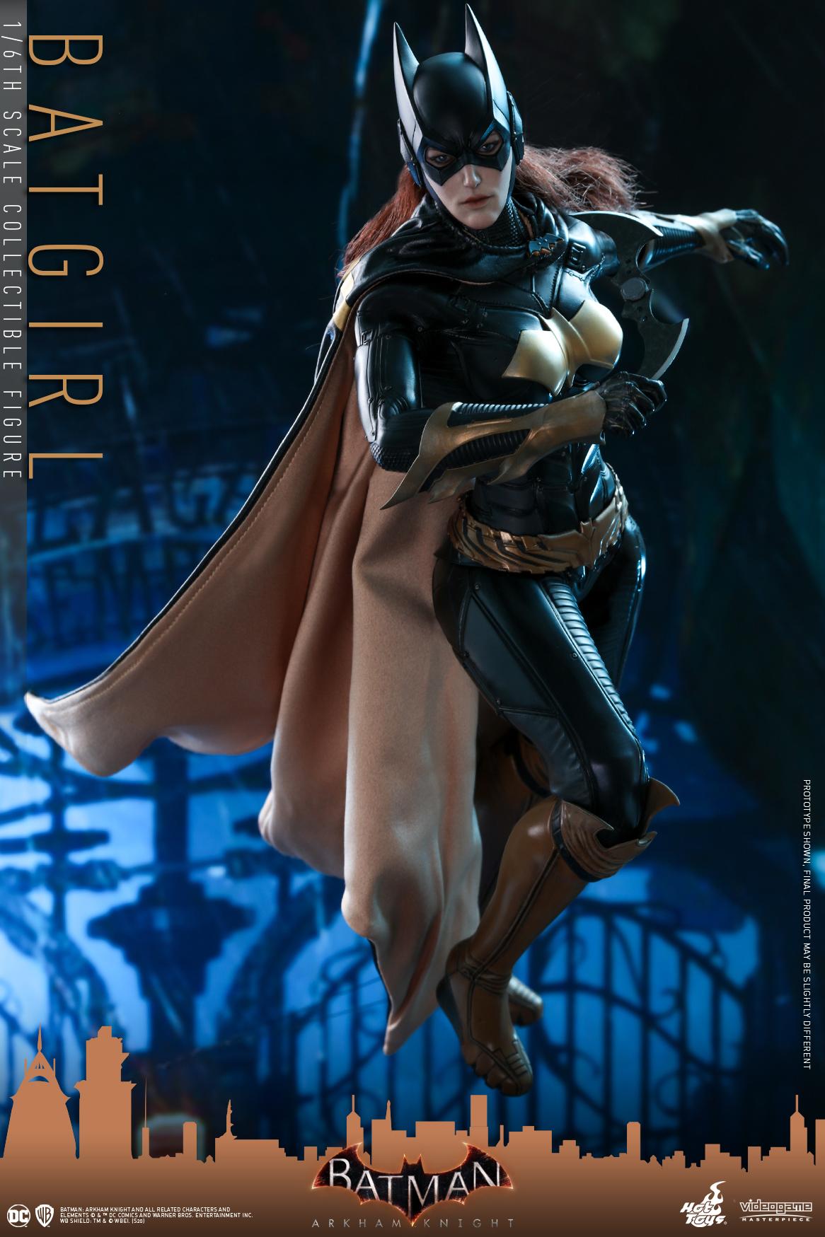 Hot Toys - BAK - Batgirl collectible figure_PR3