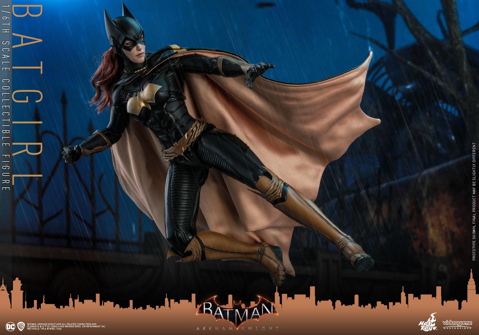 Hot Toys - BAK - Batgirl collectible figure_PR8