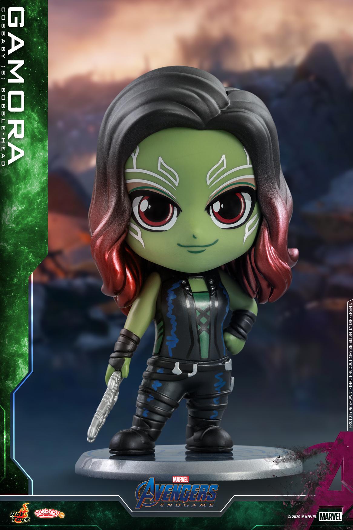 Hot Toys - Avengers Endgame - Gamora Cosbaby_PR1