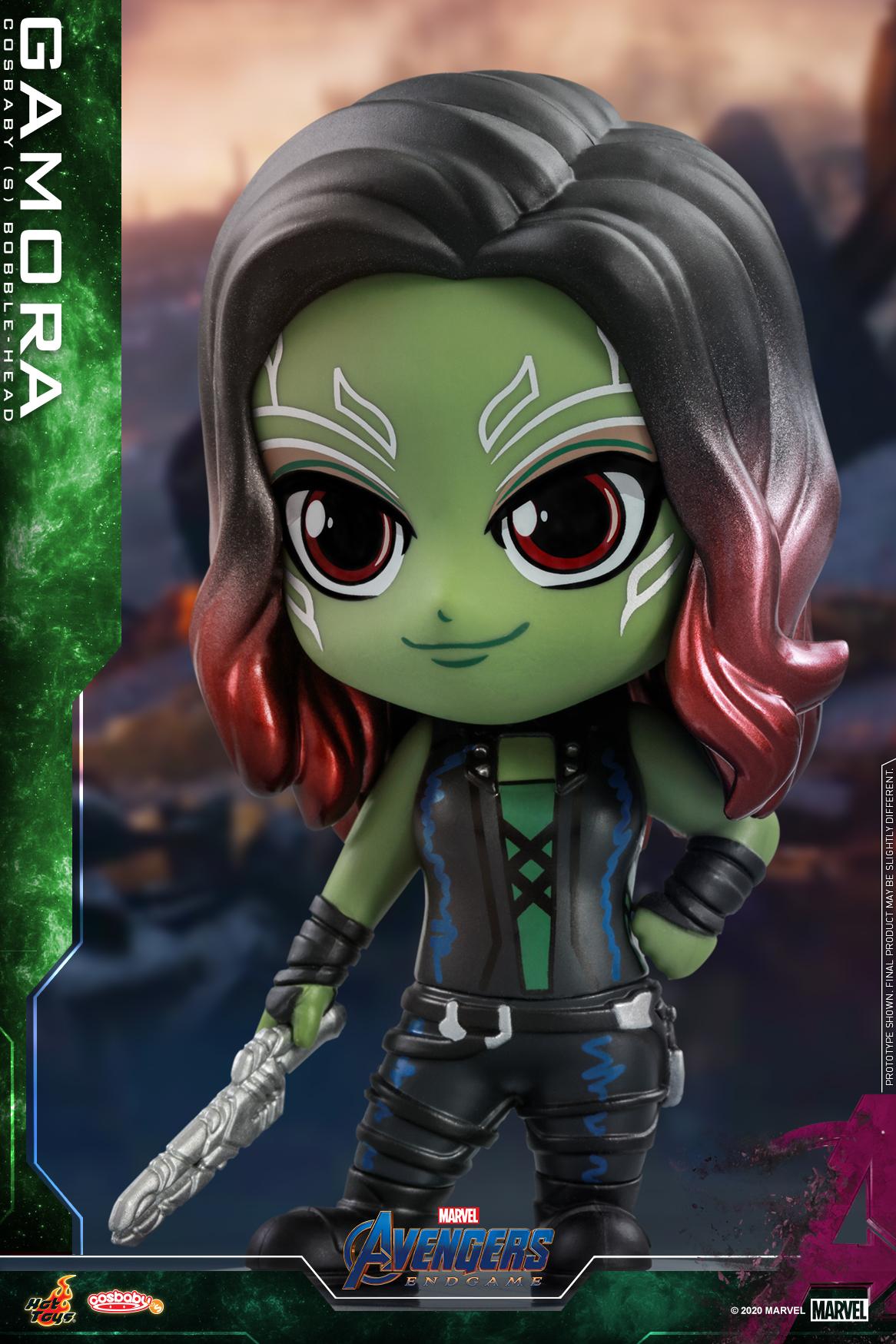 Hot Toys - Avengers Endgame - Gamora Cosbaby_PR2
