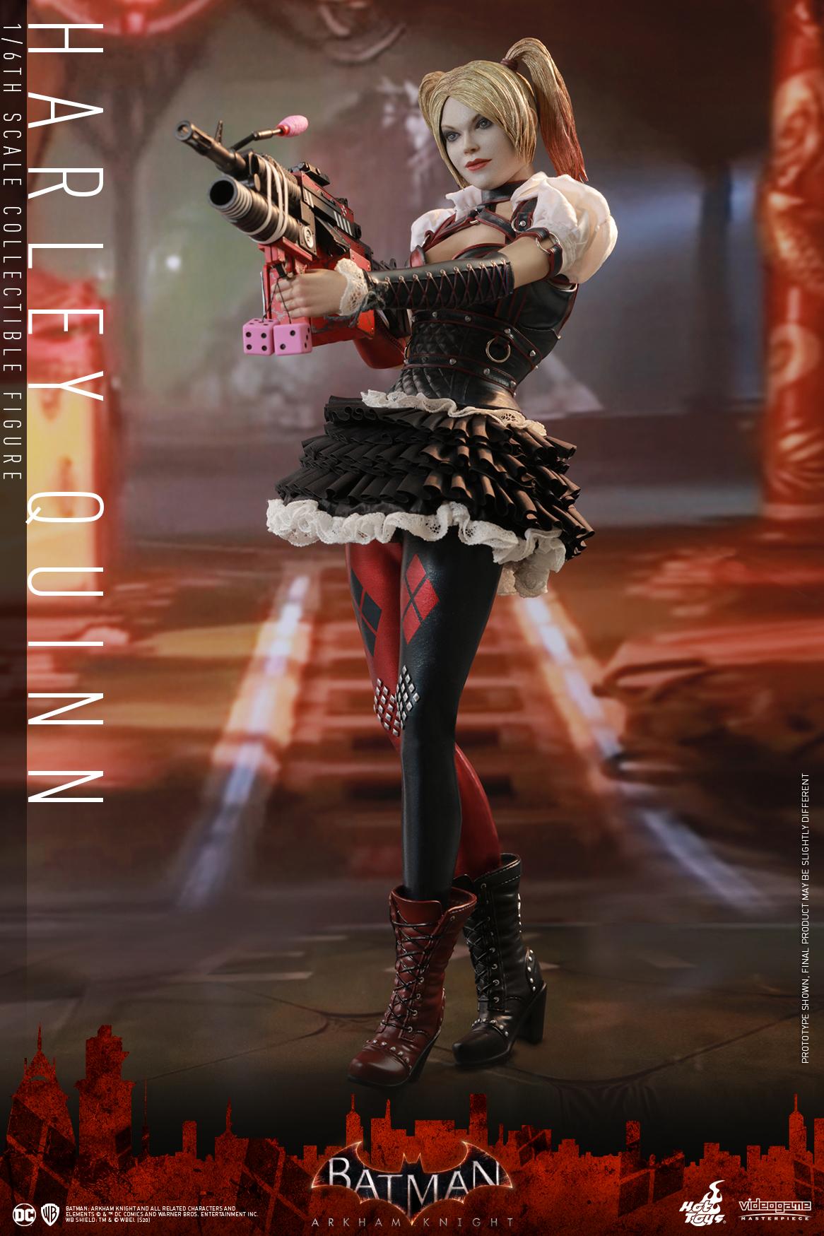 Hot Toys - Batman Arkham Knight - Harley Quinn - PR15