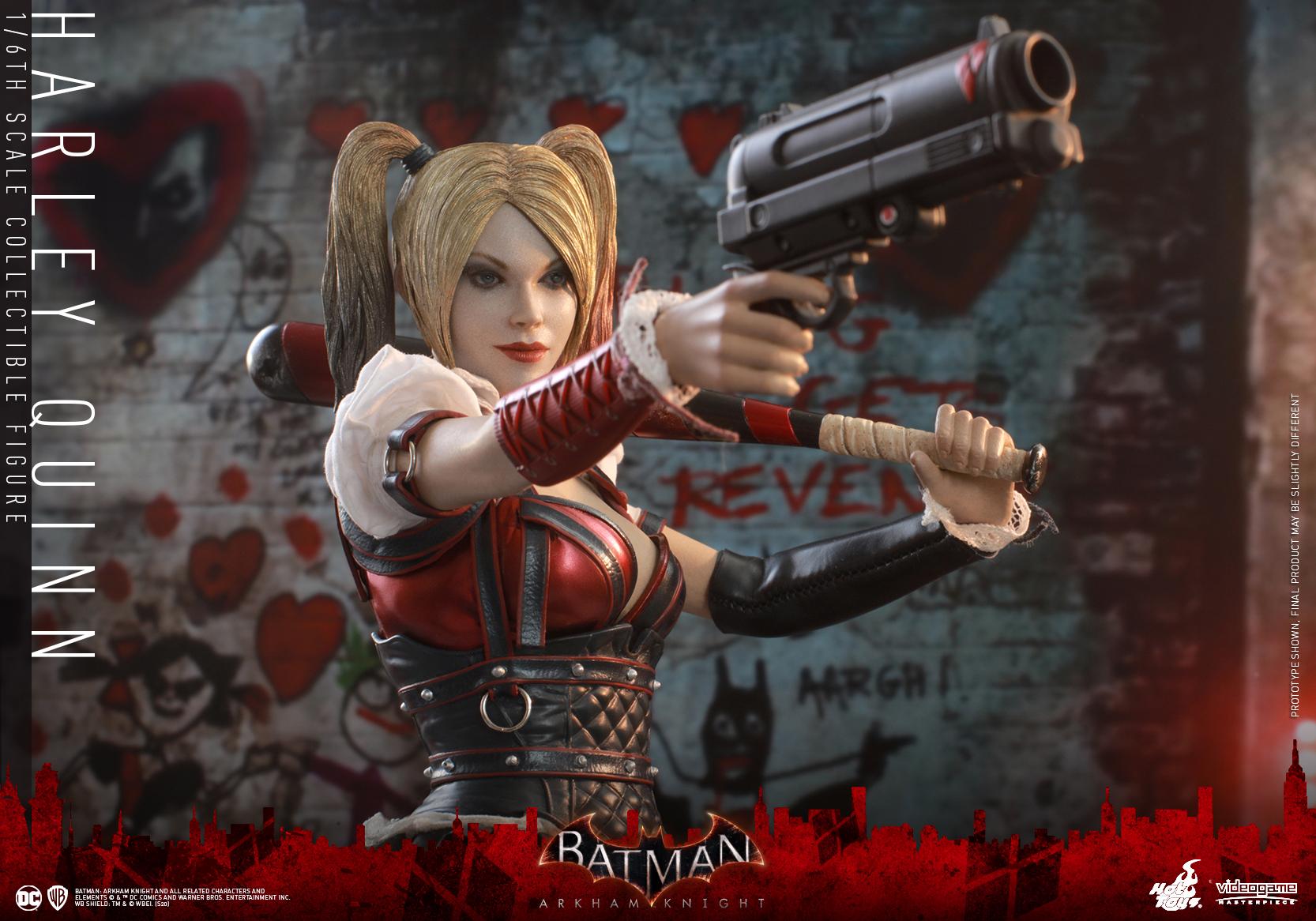 Hot Toys - Batman Arkham Knight - Harley Quinn - PR6