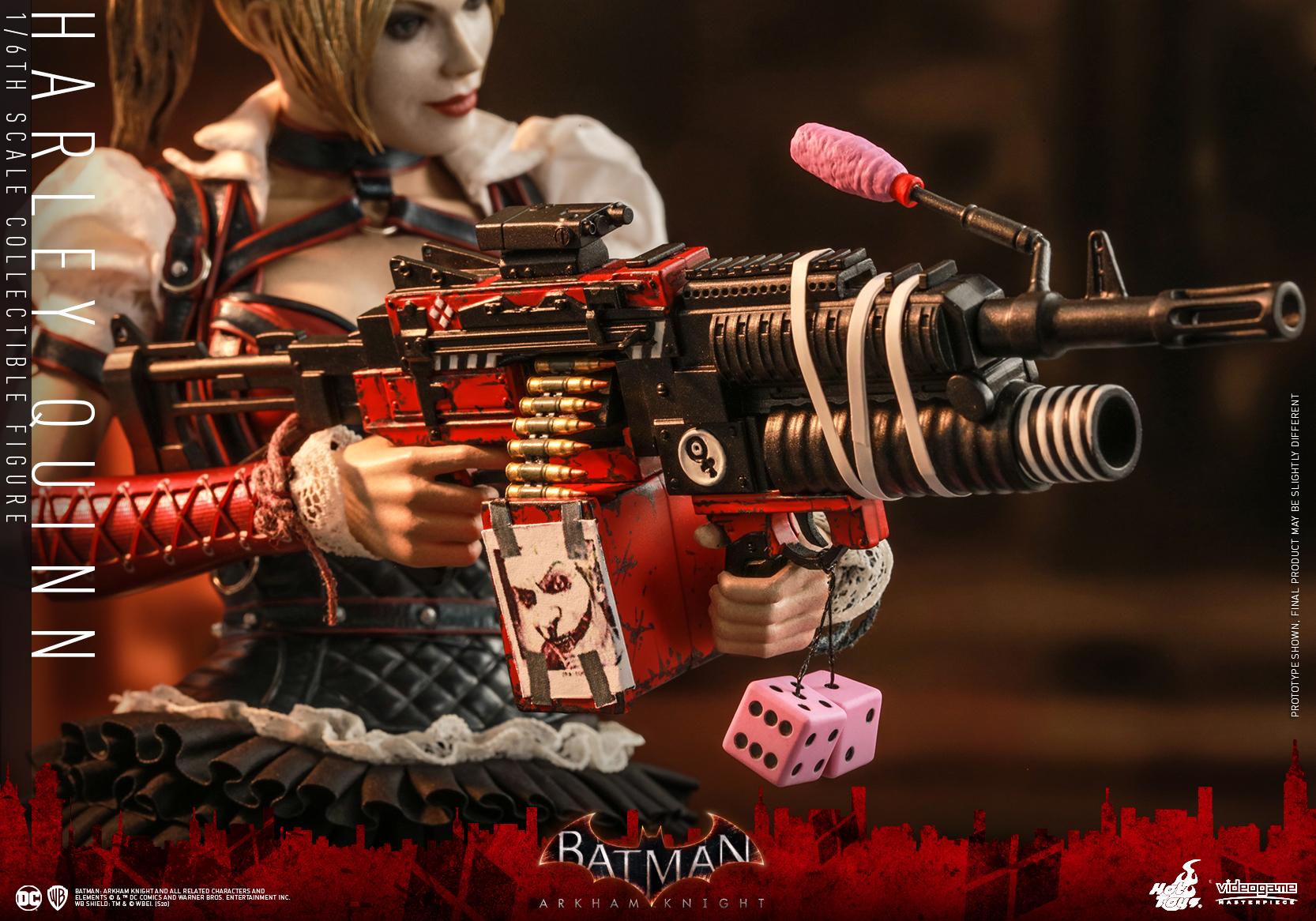 Hot Toys - Batman Arkham Knight - Harley Quinn - PR9