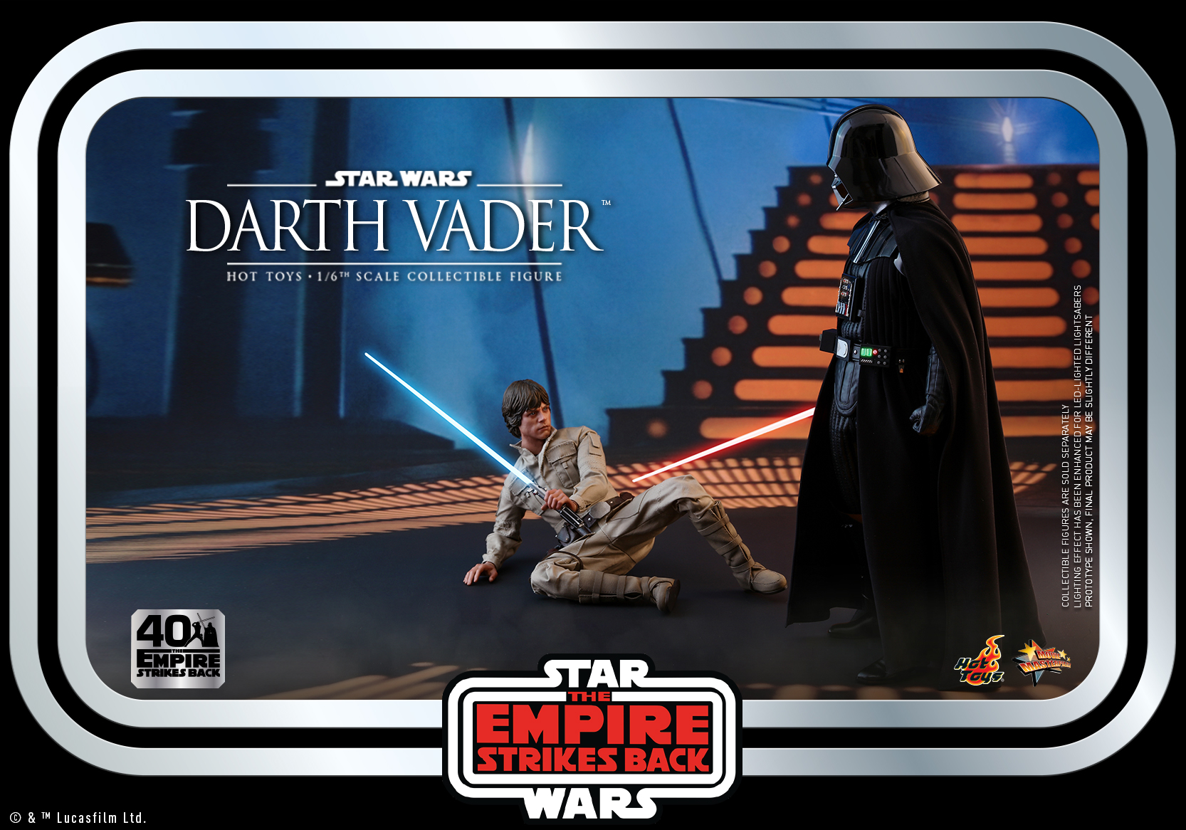 Hot Toys - SW - Darth Vader (ESB40)_PR18