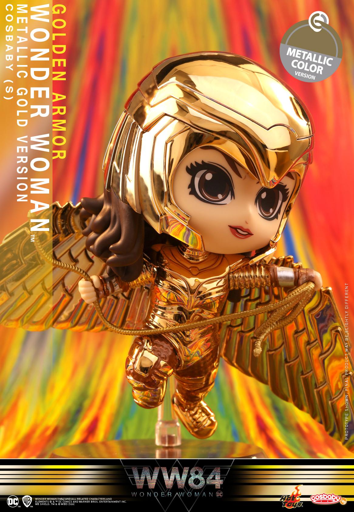 Hot Toys - WW84 - Golden Armor Wonder Woman (Metallic Colour Version) Cosbaby_PR2