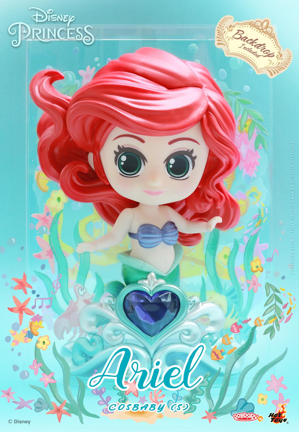 Hot Toys - Disney Princess Cosbaby_Ariel_PR1