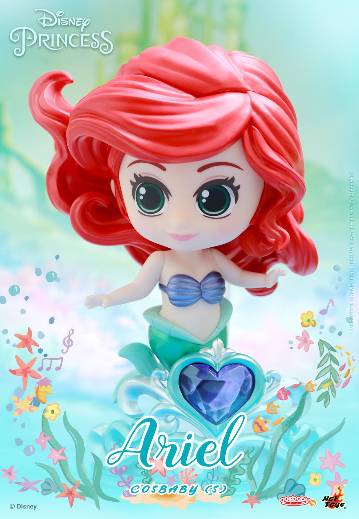 Hot Toys - Disney Princess Cosbaby_Ariel_PR2