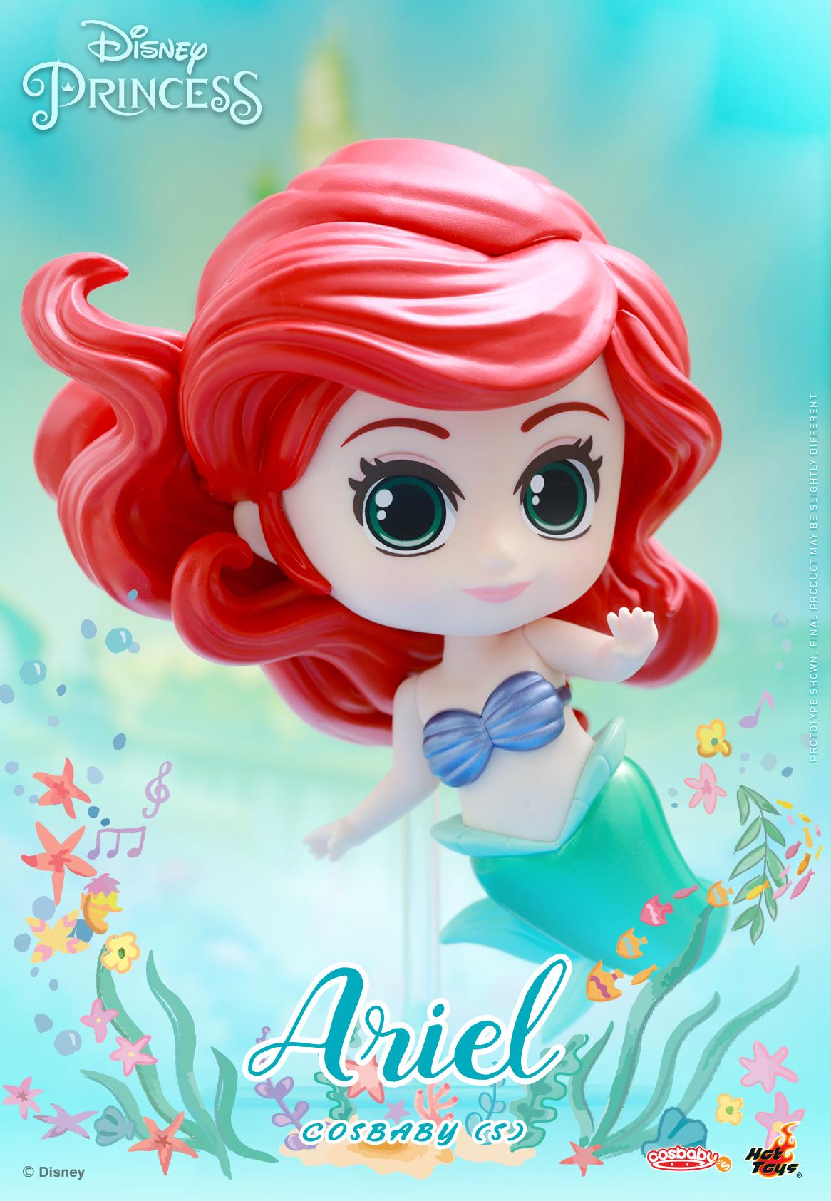 Hot Toys - Disney Princess Cosbaby_Ariel_PR3