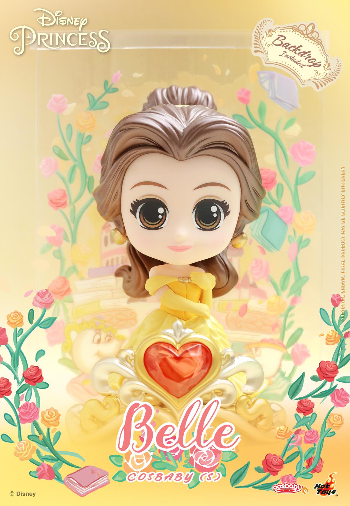 Hot Toys - Disney Princess Cosbaby_Belle_PR1