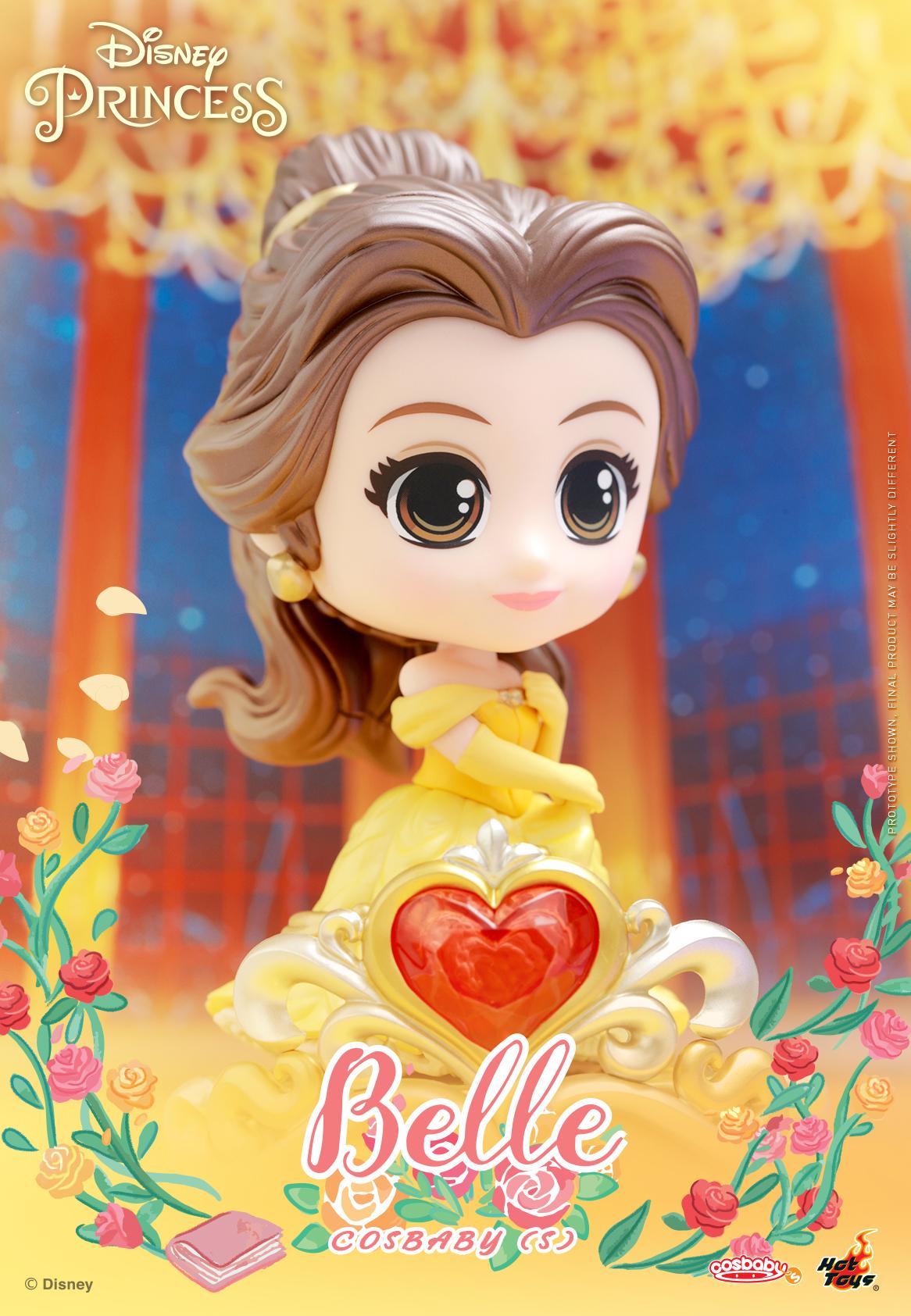 Hot Toys - Disney Princess Cosbaby_Belle_PR2
