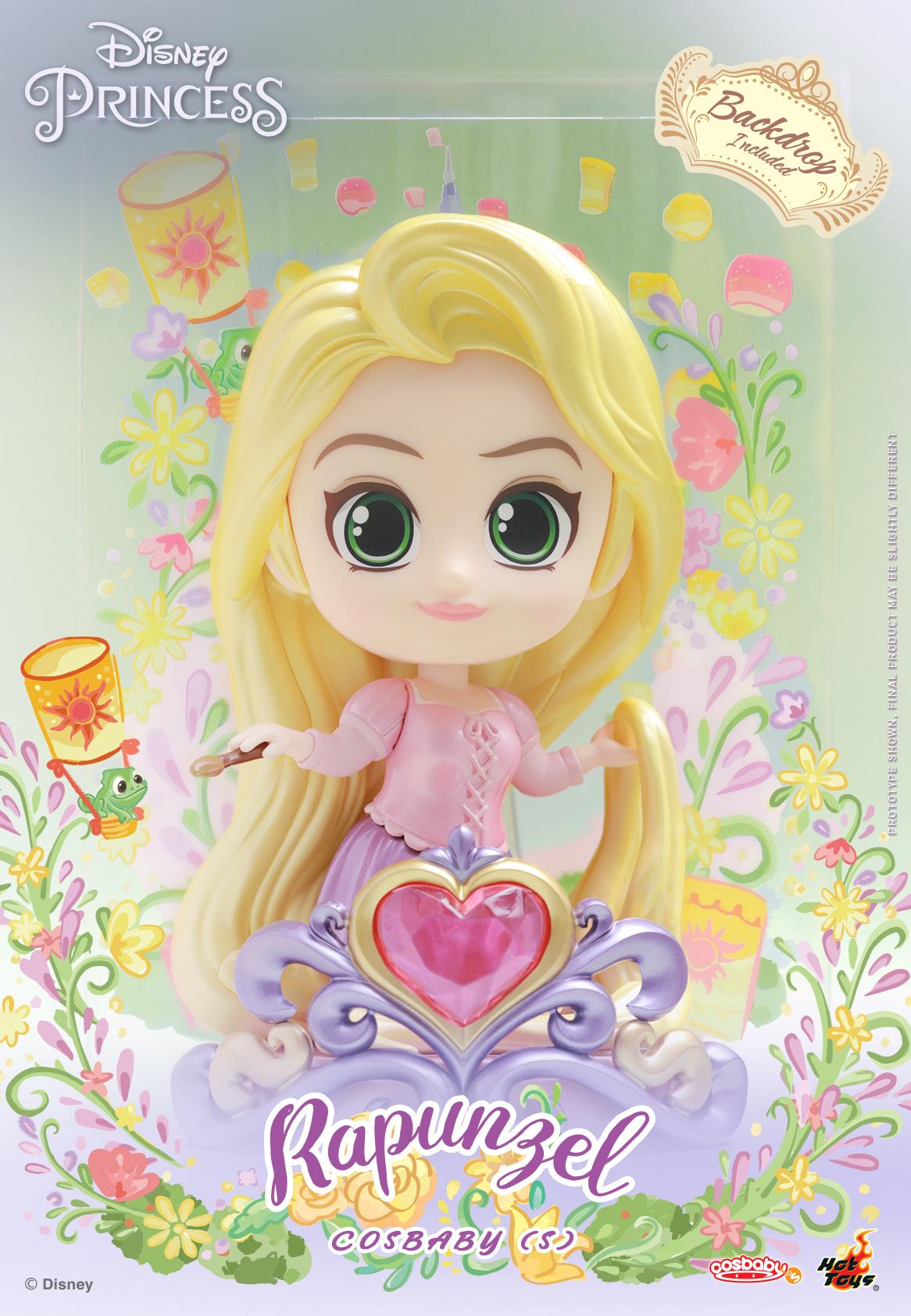 Hot Toys - Disney Princess Cosbaby_Rapunzel_PR1