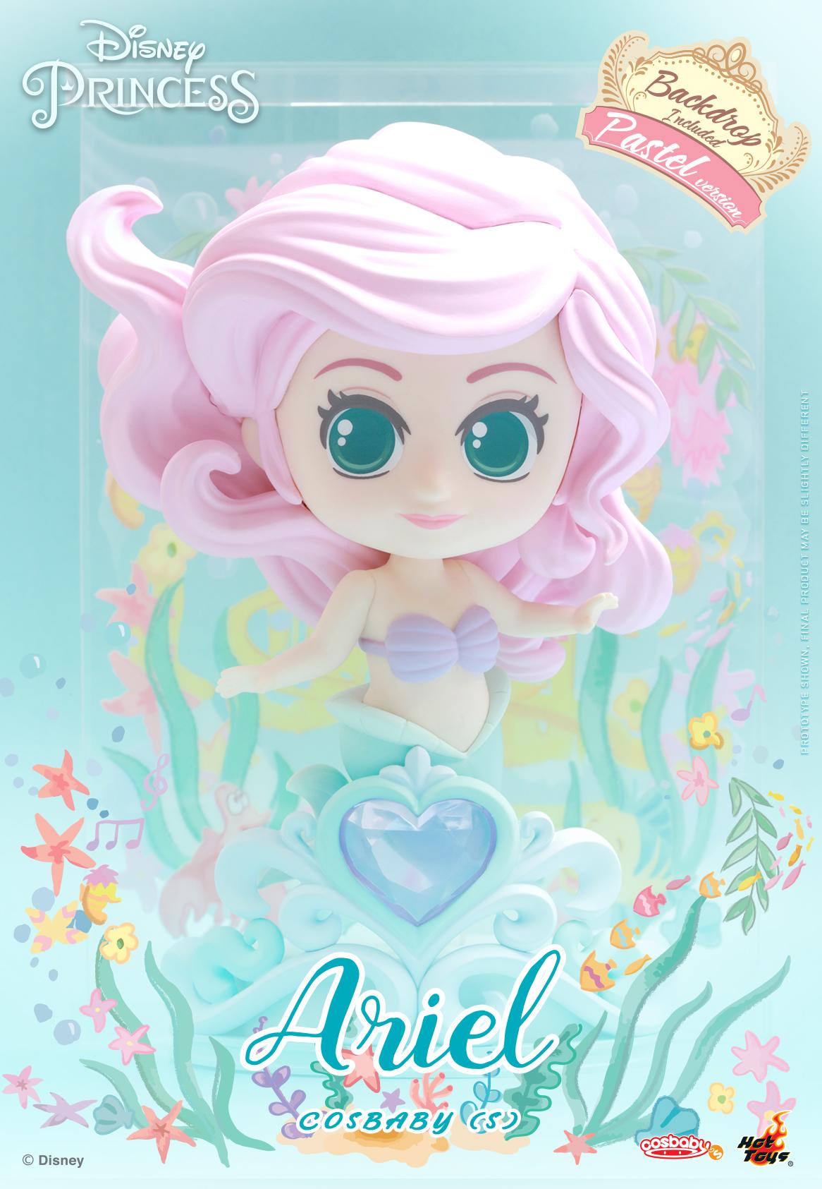 Hot Toys - Disney Princess (Pastel Version) Cosbaby_Ariel_PR1