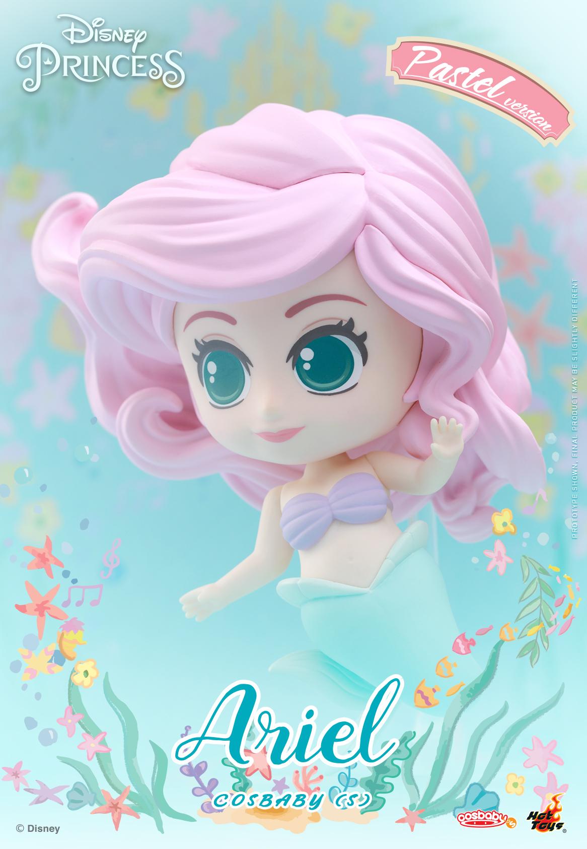 Hot Toys - Disney Princess (Pastel Version) Cosbaby_Ariel_PR3