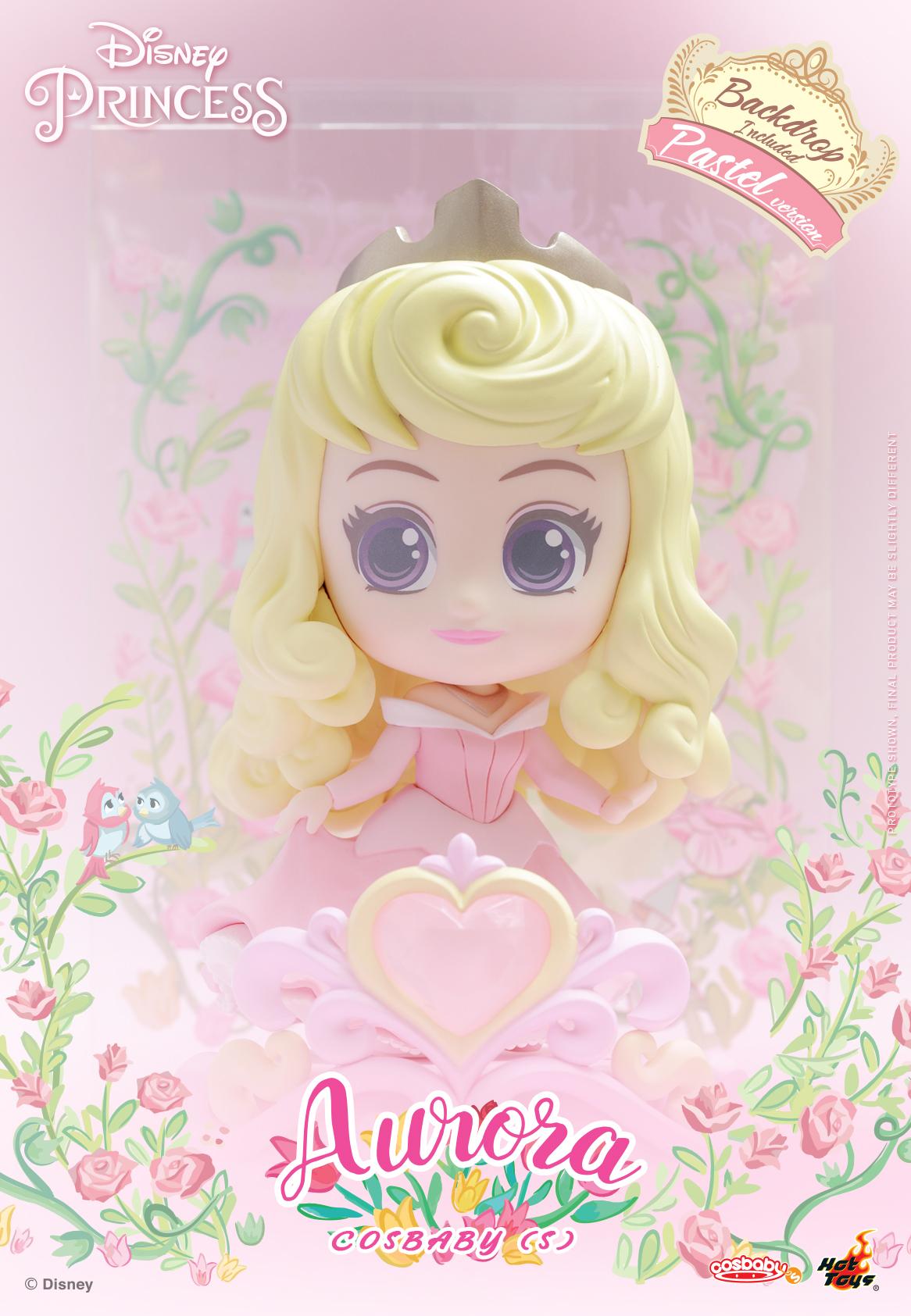 Hot Toys - Disney Princess (Pastel Version) Cosbaby_Aurora_PR1