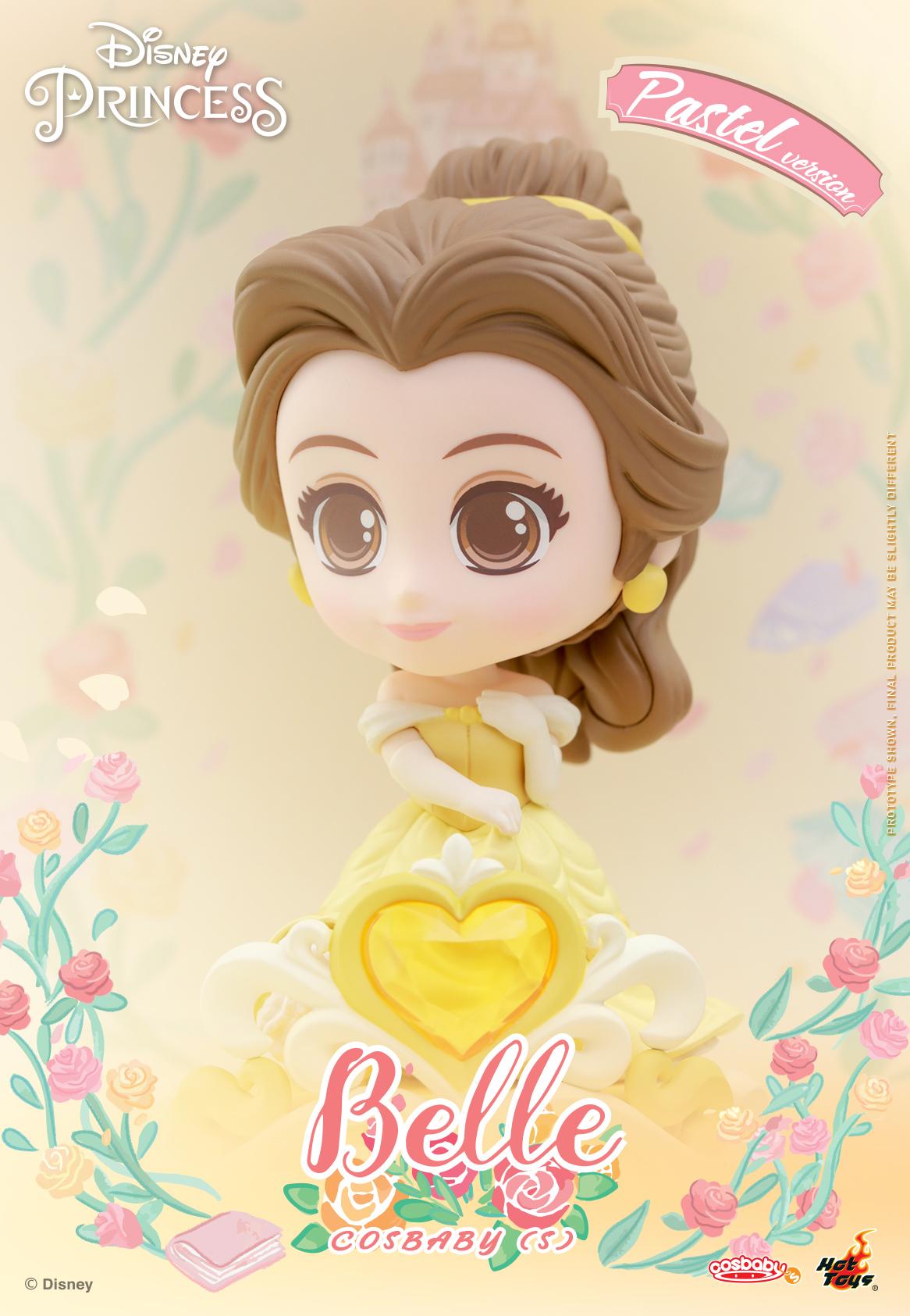 Hot Toys - Disney Princess (Pastel Version) Cosbaby_Belle_PR2
