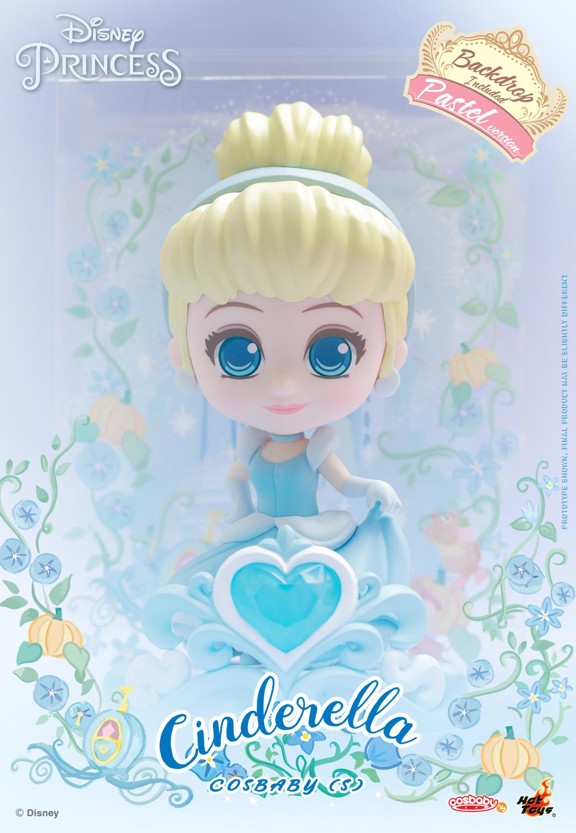 Hot Toys - Disney Princess (Pastel Version) Cosbaby_Cinderella_PR1
