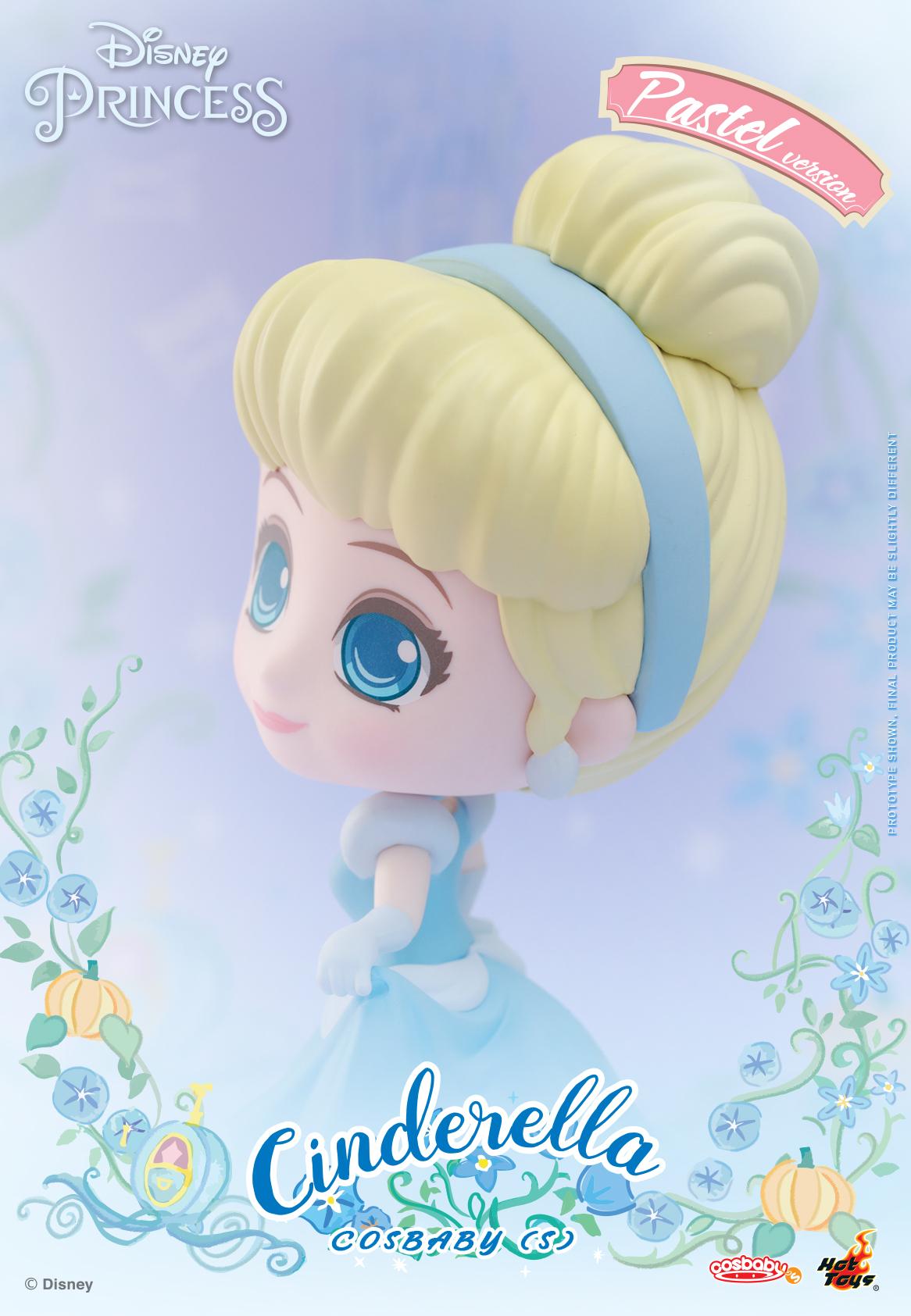 Hot Toys - Disney Princess (Pastel Version) Cosbaby_Cinderella_PR3