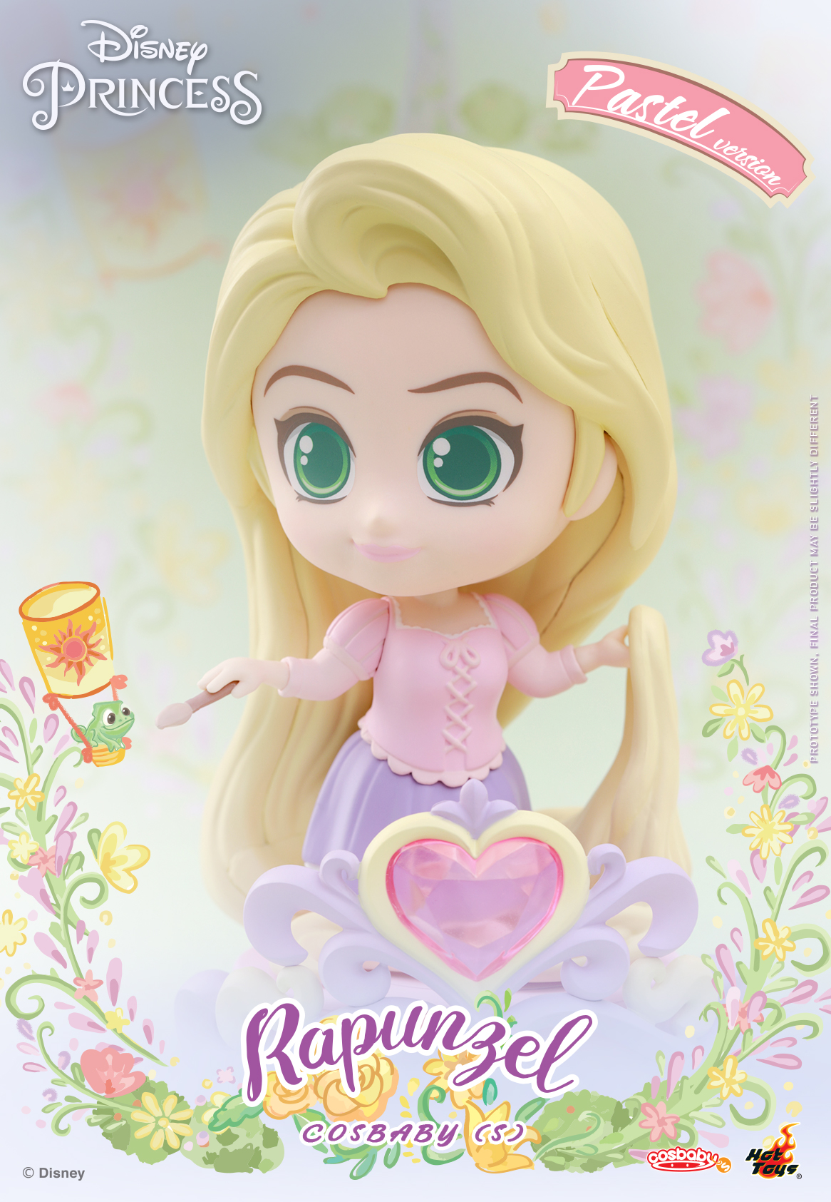 Hot Toys - Disney Princess (Pastel Version) Cosbaby_Rapunzel_PR2