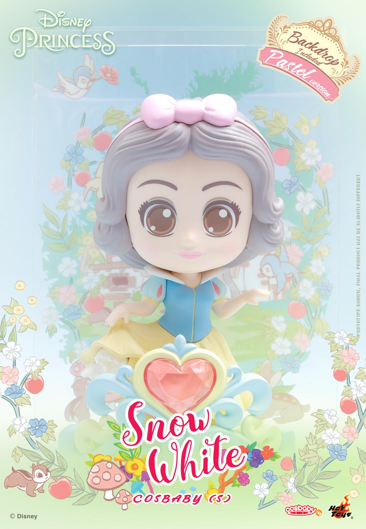 Hot Toys - Disney Princess (Pastel Version) Cosbaby_Snow White_PR1