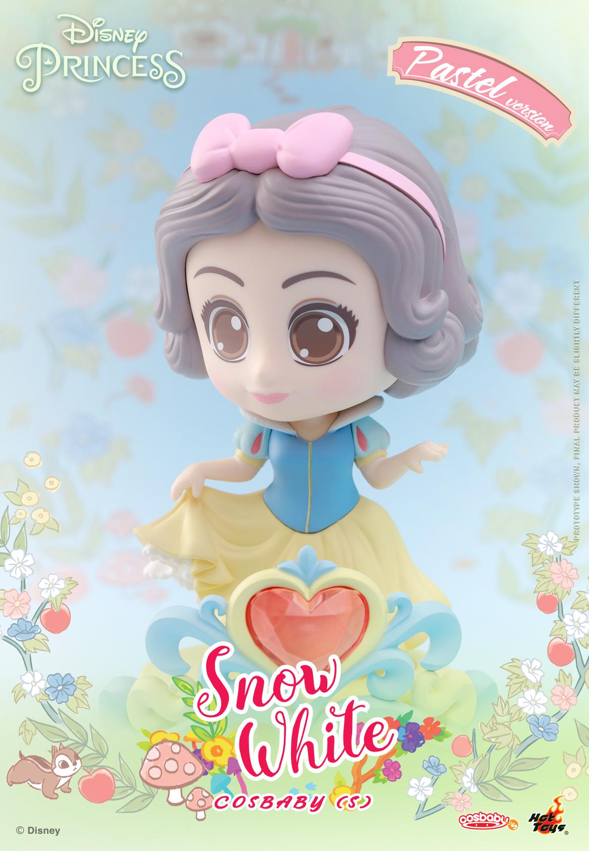 Hot Toys - Disney Princess (Pastel Version) Cosbaby_Snow White_PR2