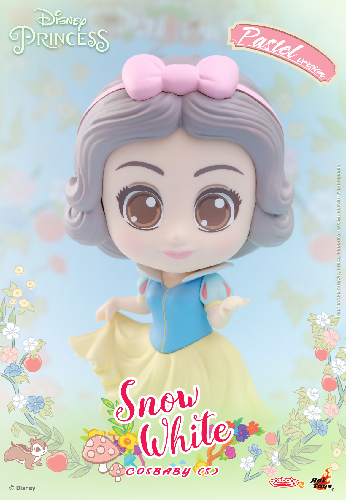 Hot Toys - Disney Princess (Pastel Version) Cosbaby_Snow White_PR3