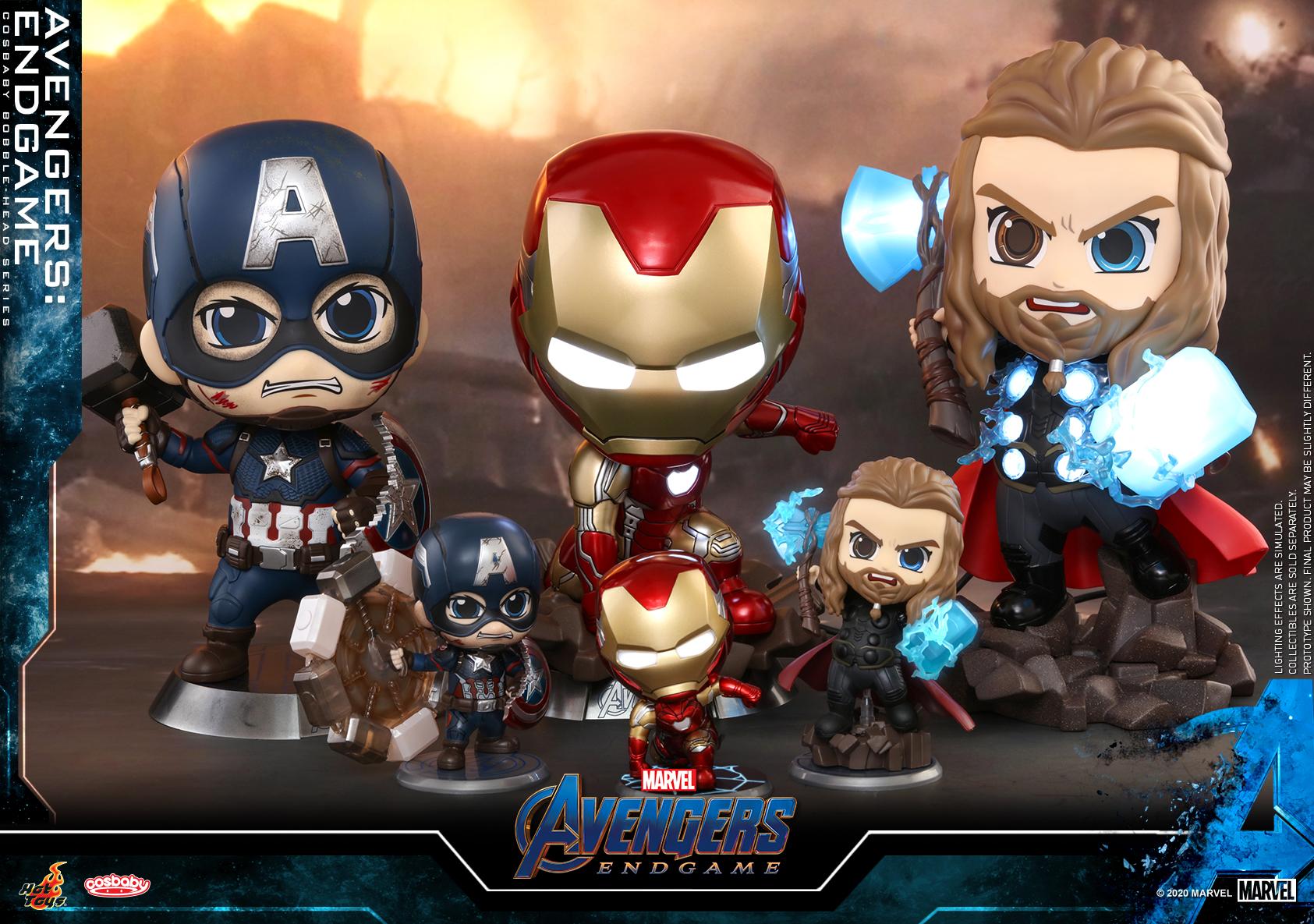 Hot Toys - Avengers - Endgame Cosbaby_PR1