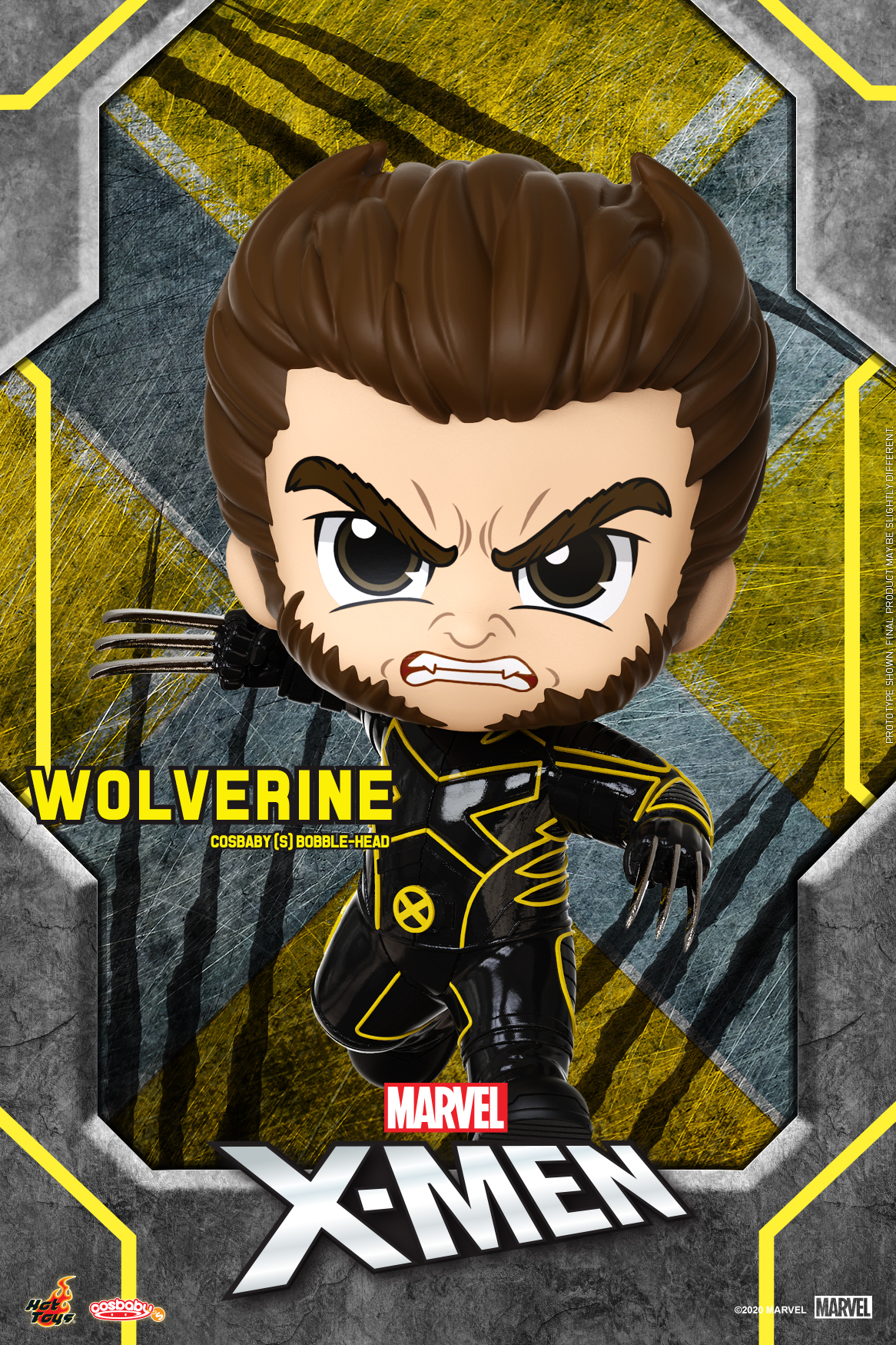 Hot Toys - X-Men 2 - Wolverine Cosbaby_PR1