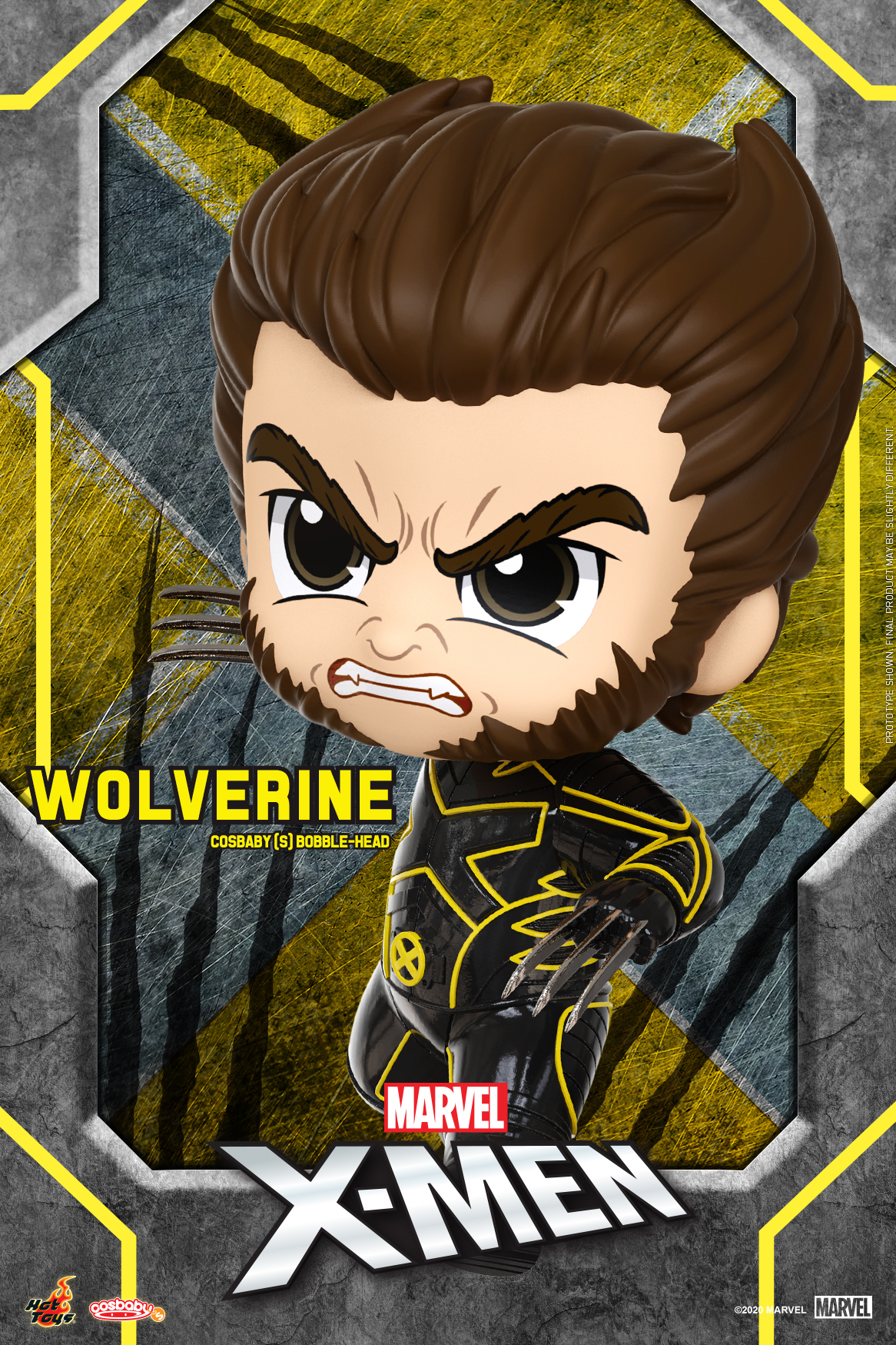 Hot Toys - X-Men 2 - Wolverine Cosbaby_PR2